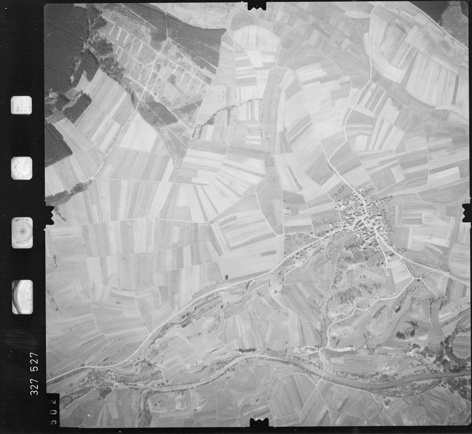 Luftbild: Film 52 Bildnr. 502, Bild 1