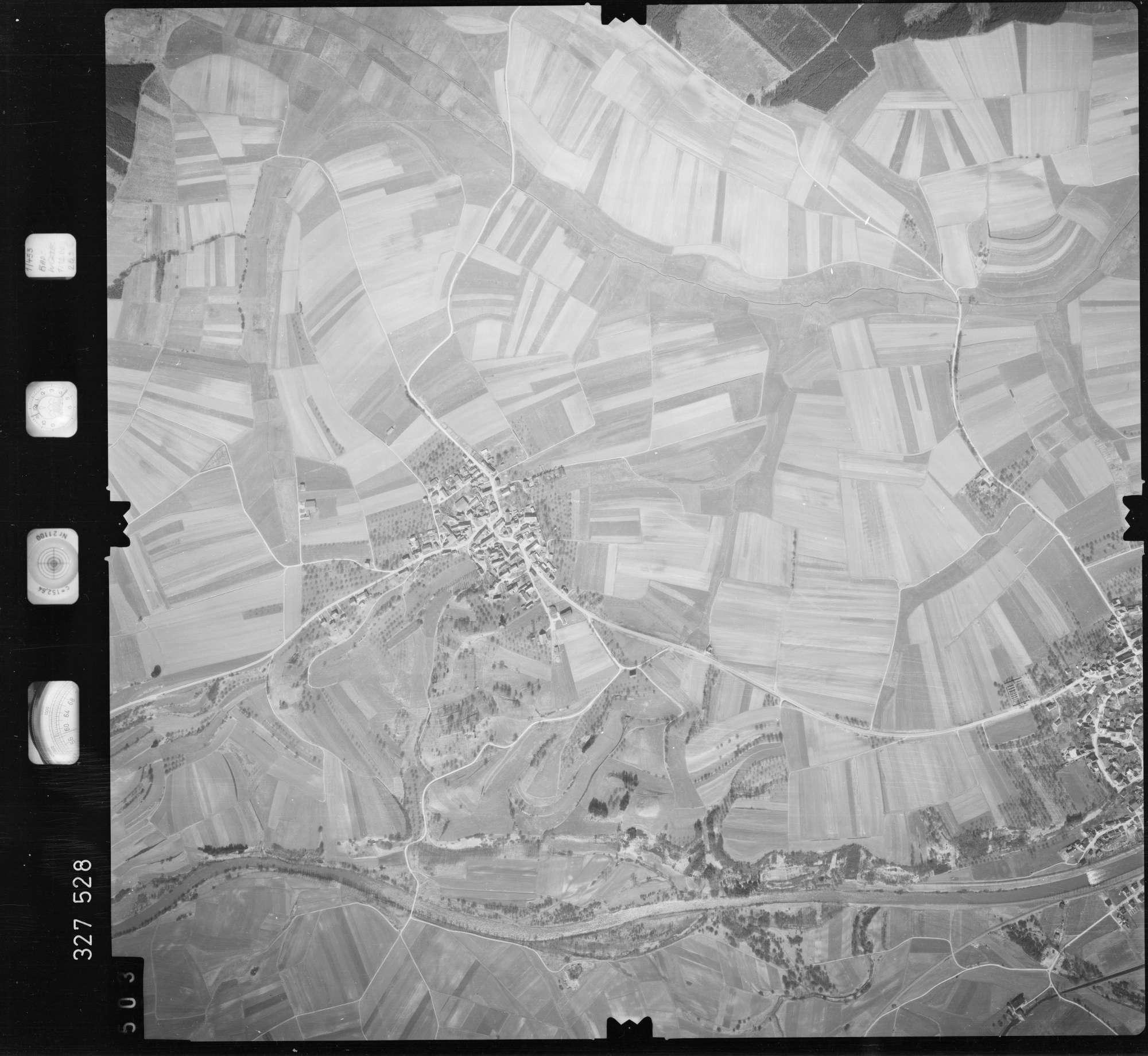 Luftbild: Film 52 Bildnr. 503, Bild 1