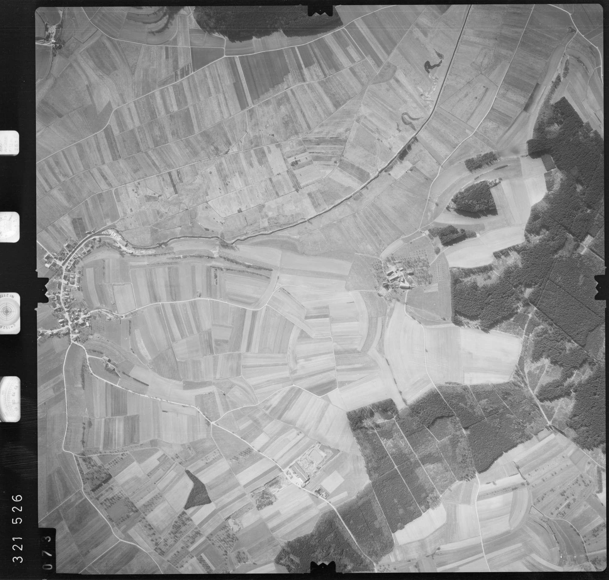 Luftbild: Film 53 Bildnr. 73, Bild 1