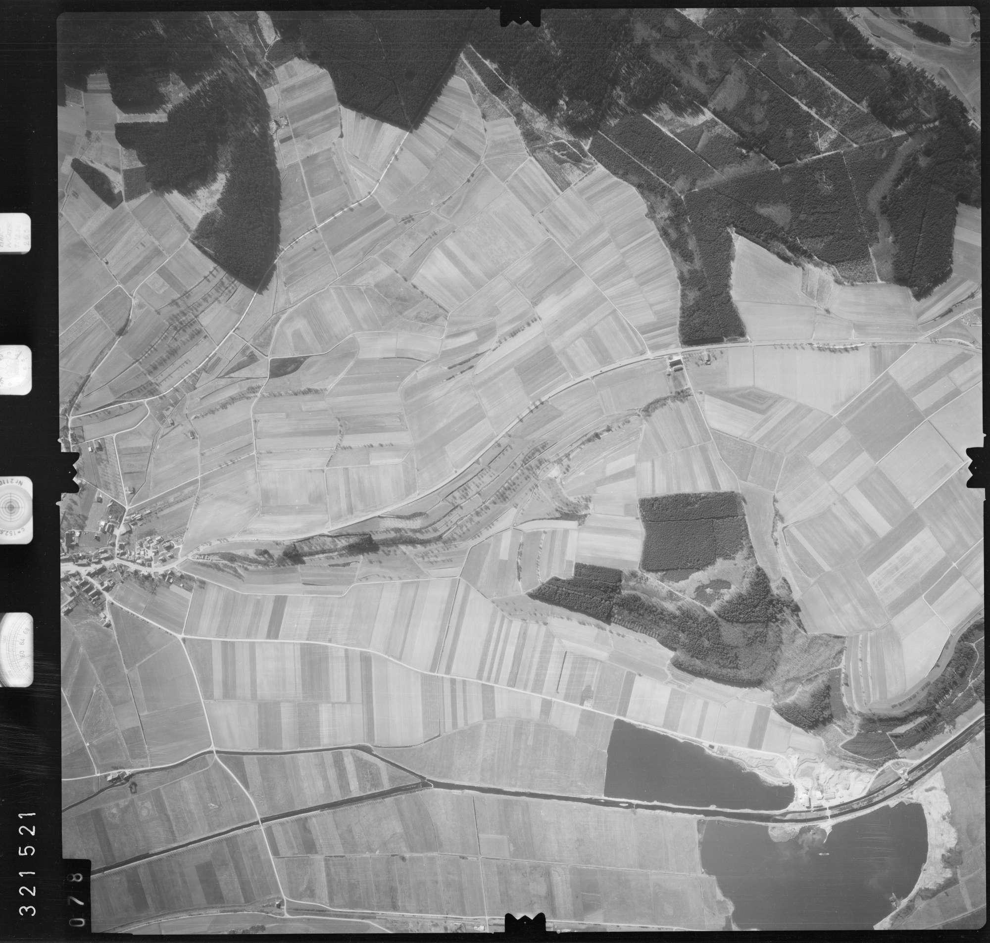 Luftbild: Film 53 Bildnr. 78, Bild 1