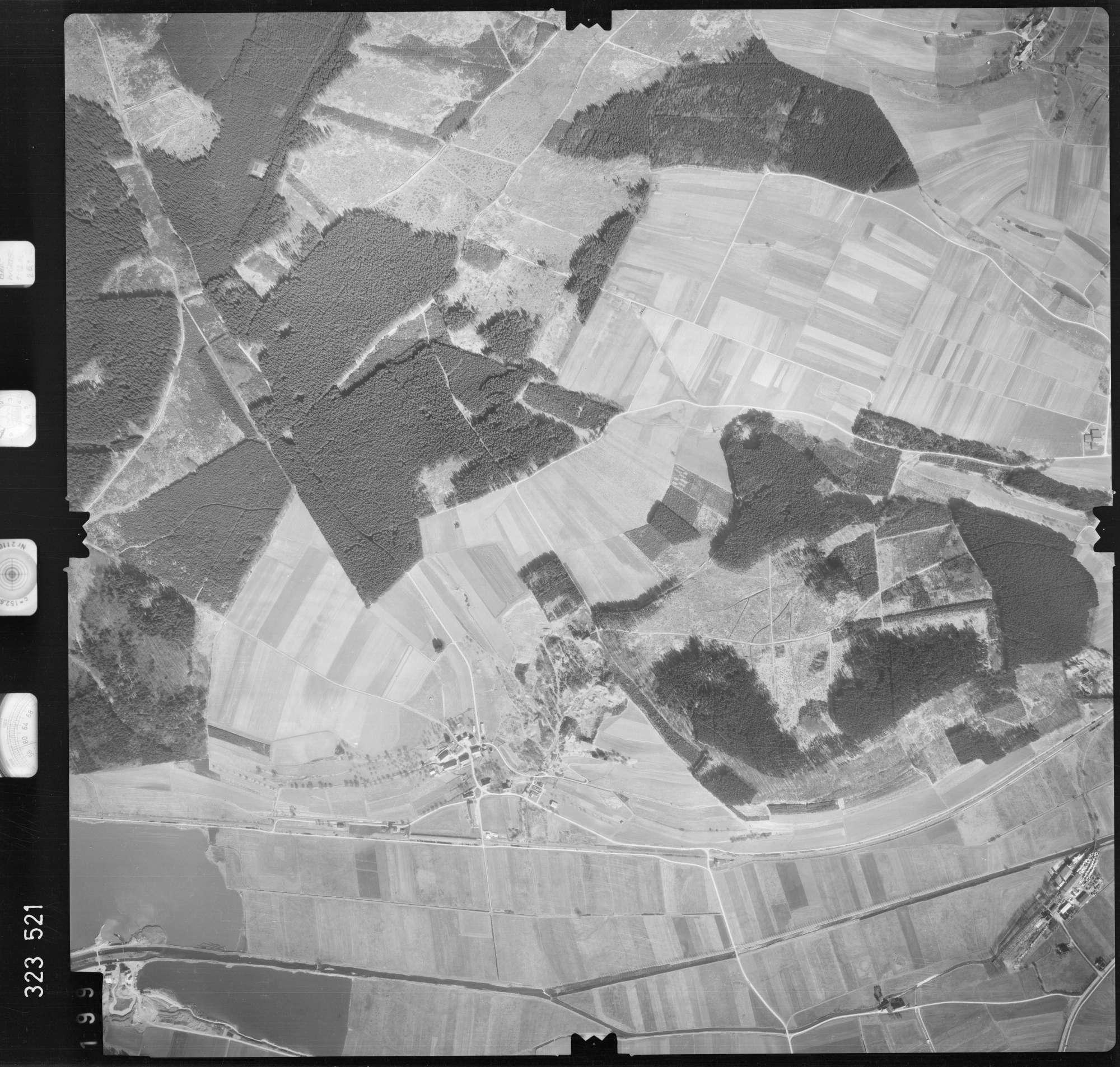 Luftbild: Film 53 Bildnr. 199, Bild 1