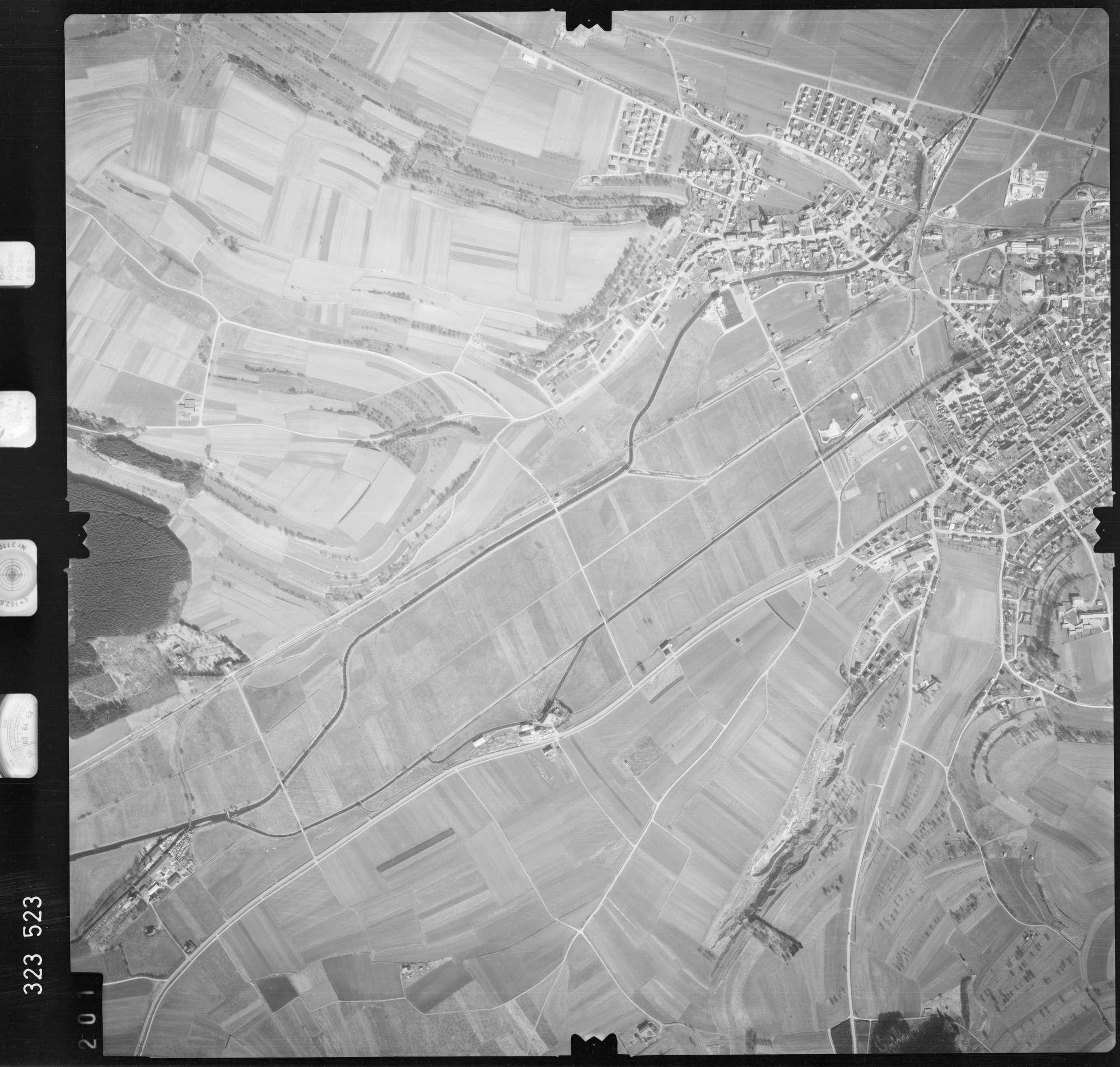 Luftbild: Film 53 Bildnr. 201, Bild 1