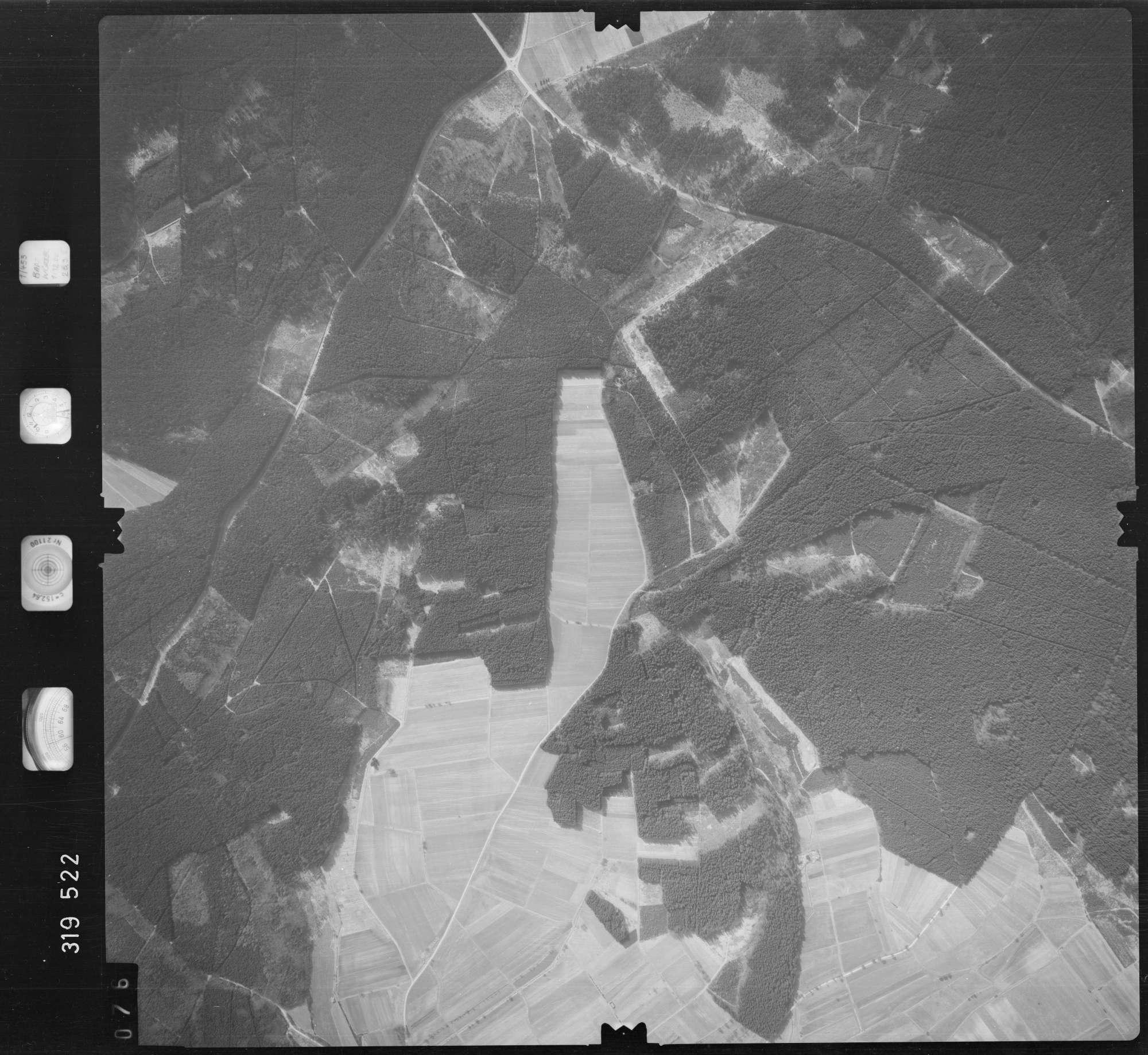 Luftbild: Film 57 Bildnr. 76, Bild 1