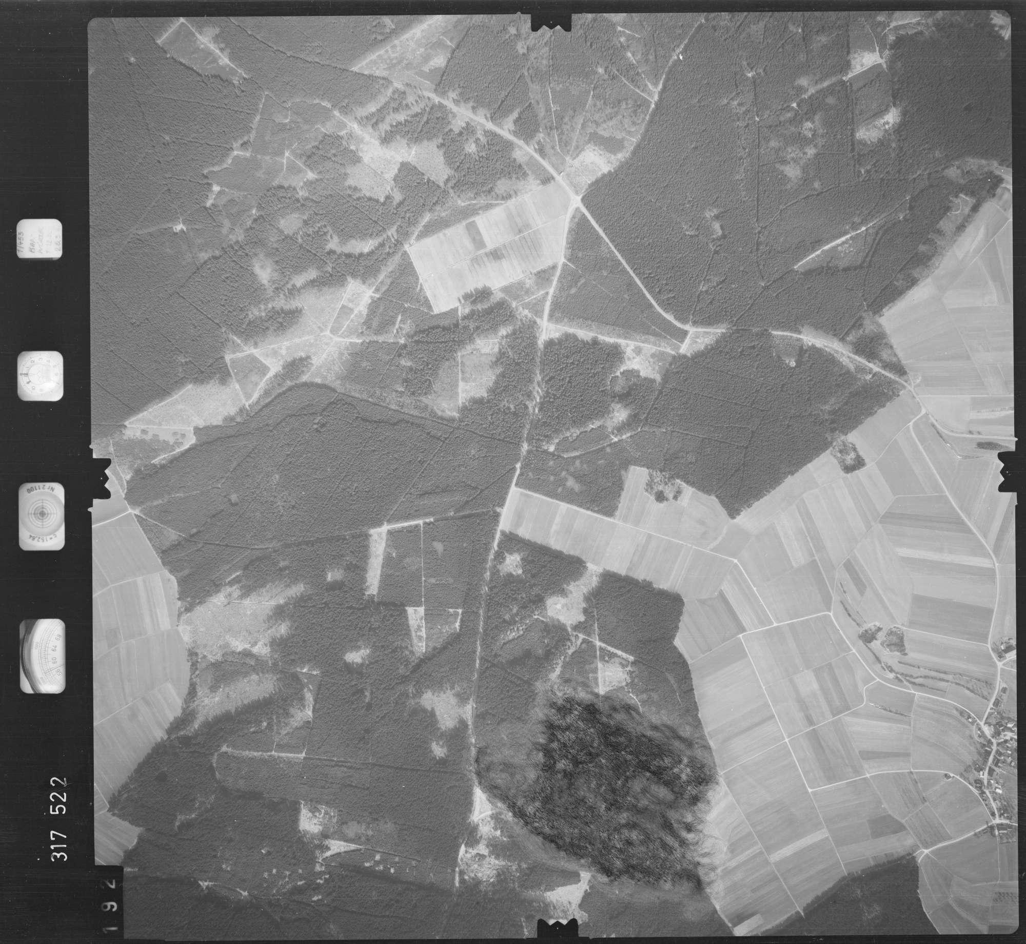 Luftbild: Film 57 Bildnr. 192, Bild 1