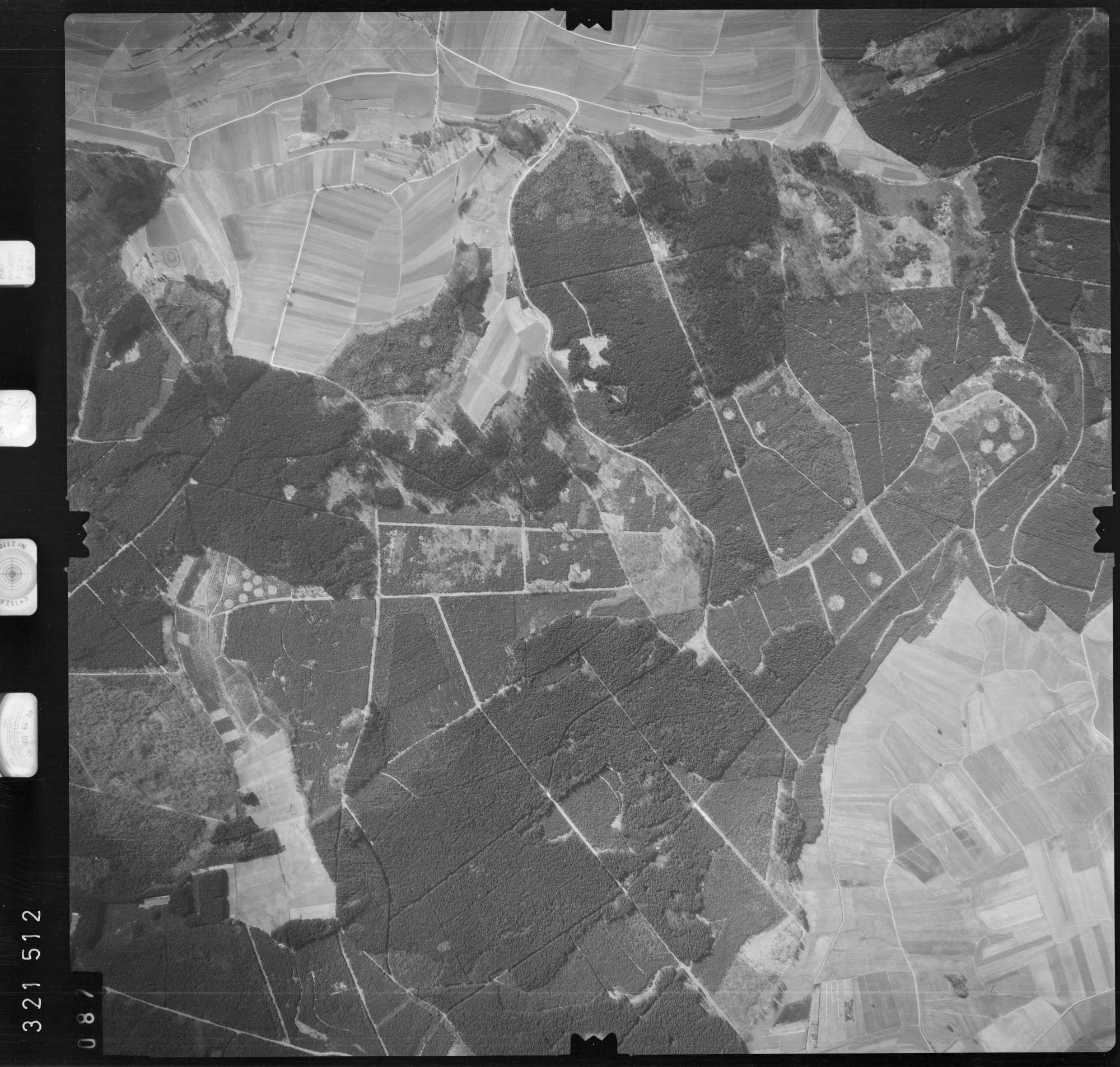 Luftbild: Film 53 Bildnr. 87, Bild 1