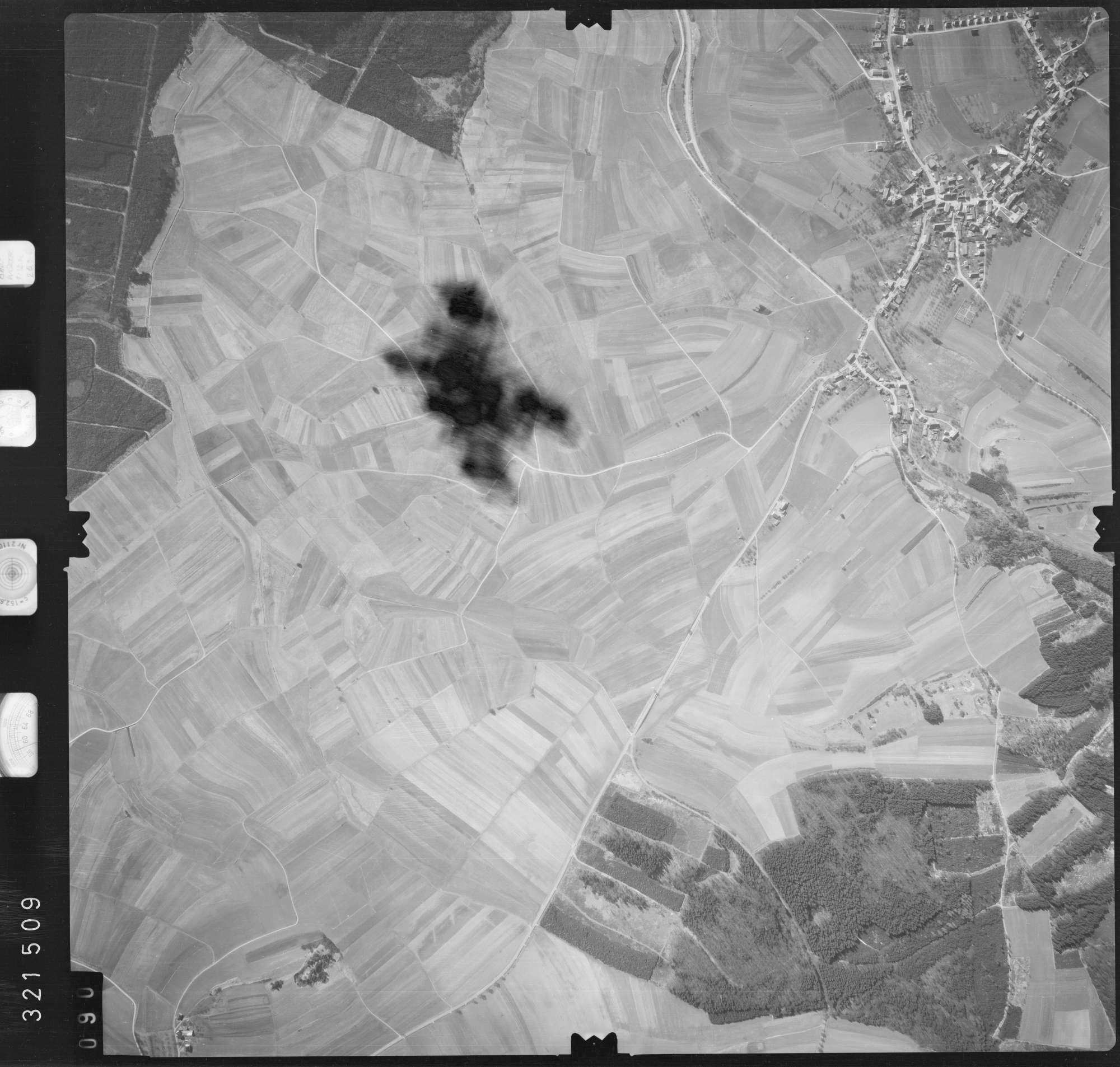 Luftbild: Film 53 Bildnr. 90, Bild 1