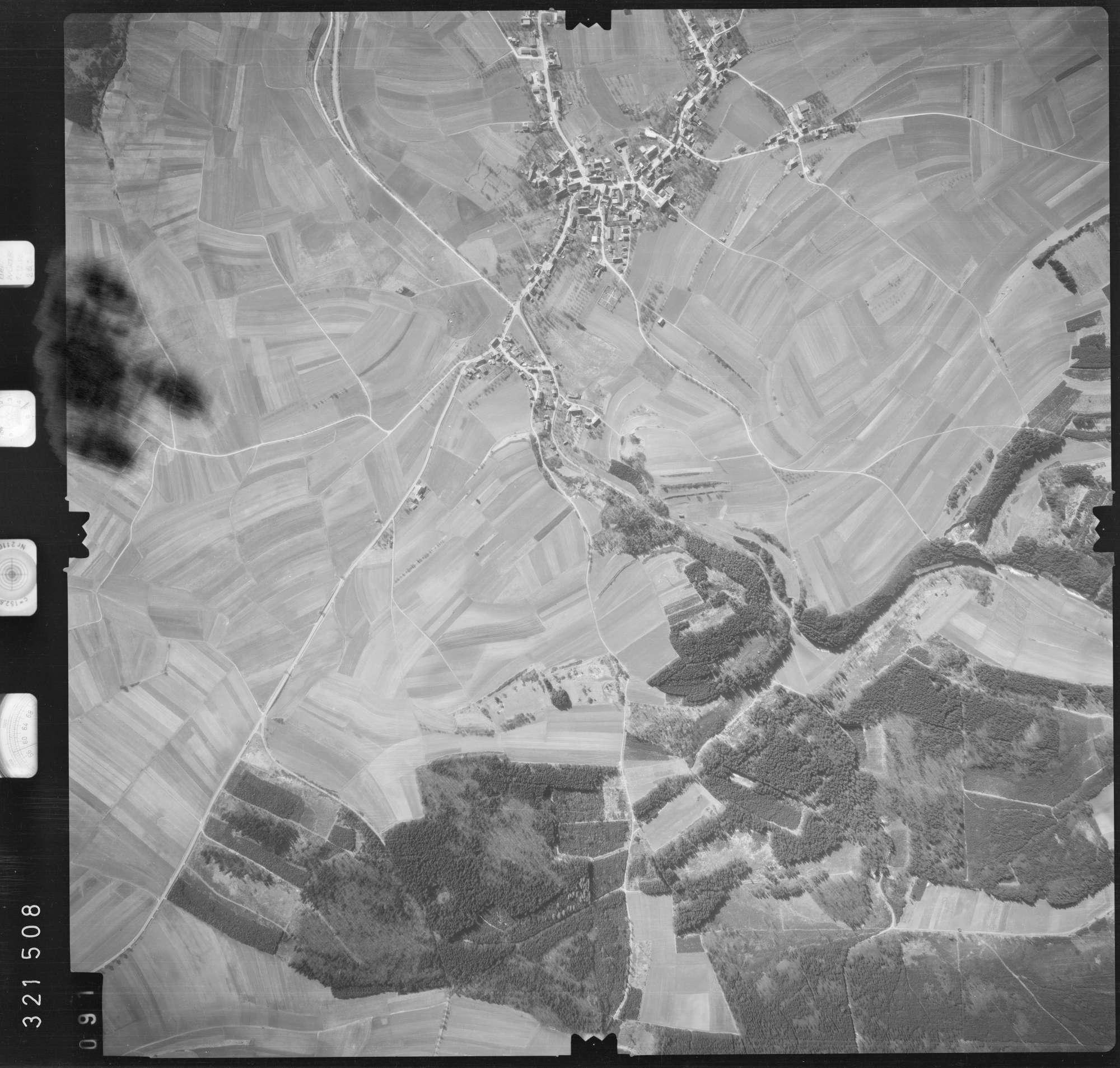 Luftbild: Film 53 Bildnr. 91, Bild 1