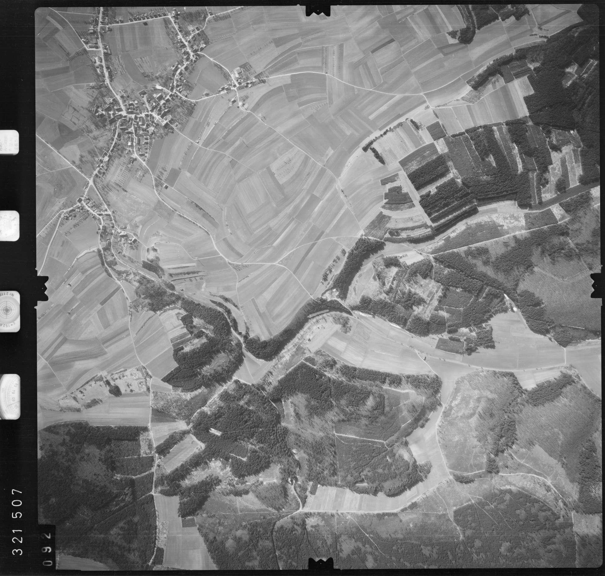 Luftbild: Film 53 Bildnr. 92, Bild 1