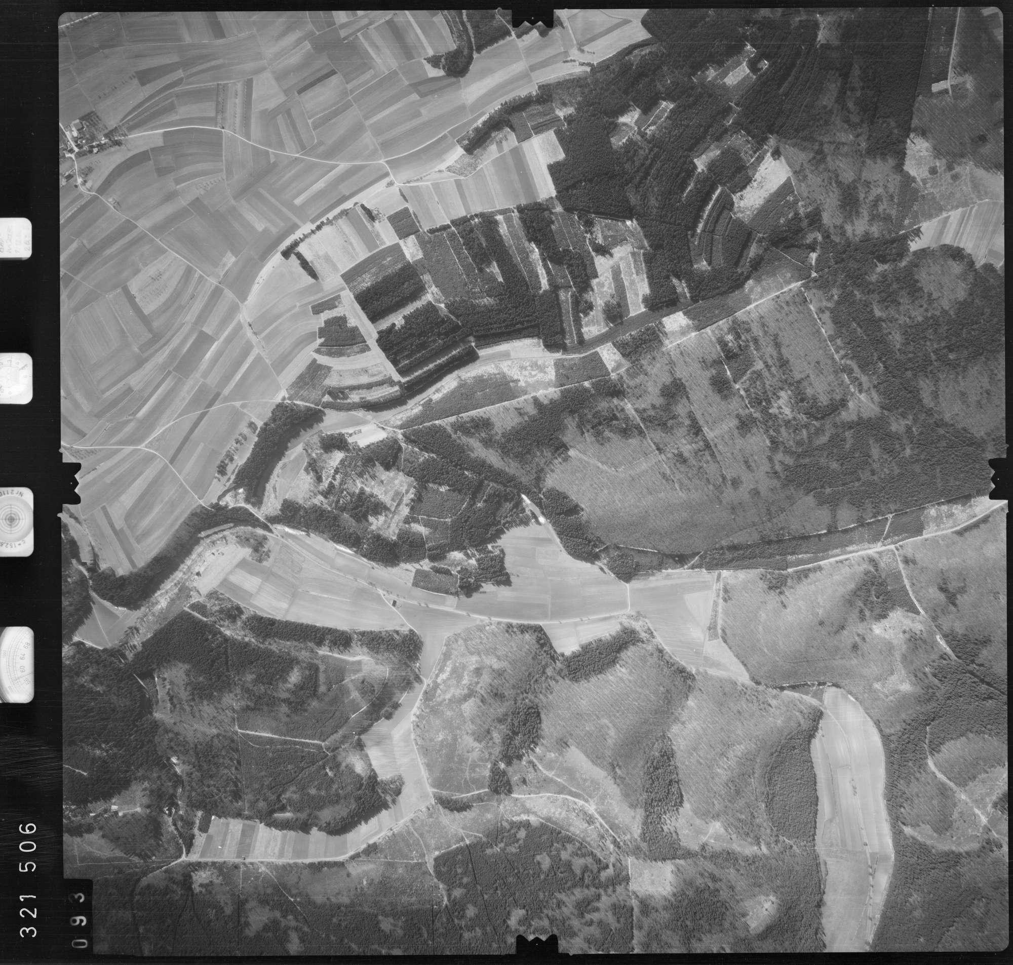 Luftbild: Film 53 Bildnr. 93, Bild 1