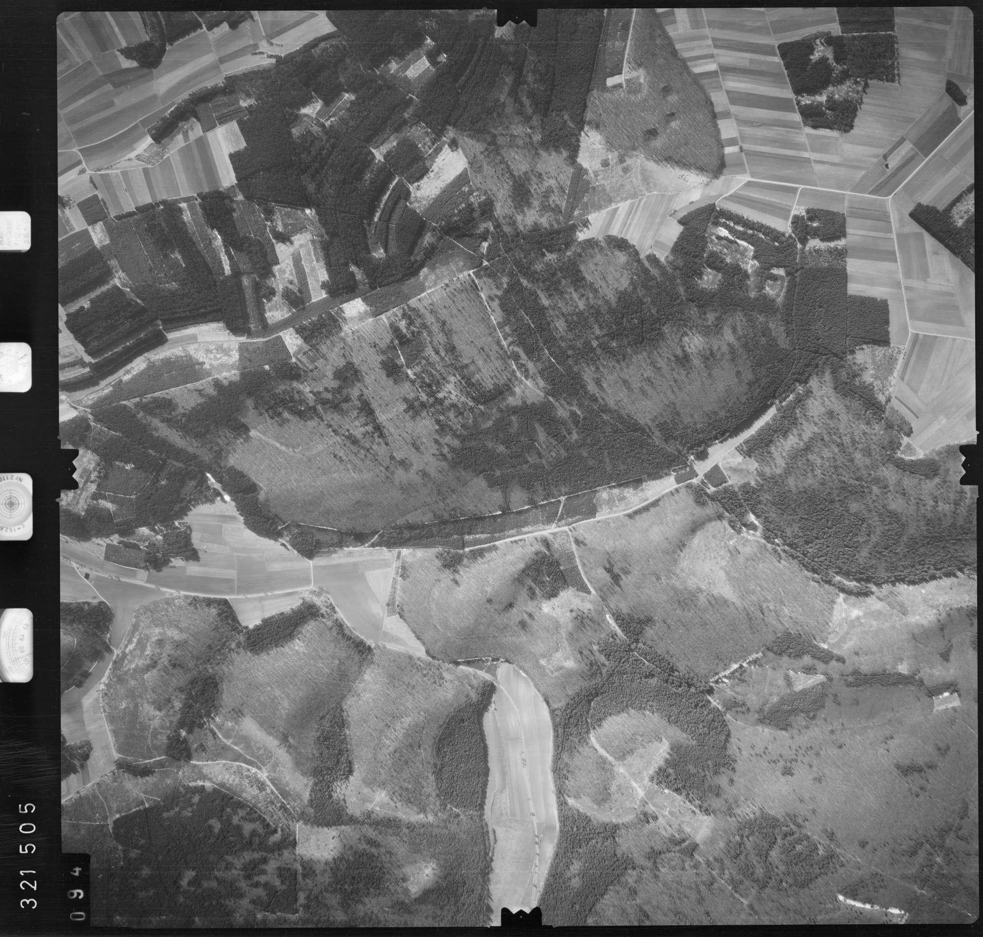 Luftbild: Film 53 Bildnr. 94, Bild 1