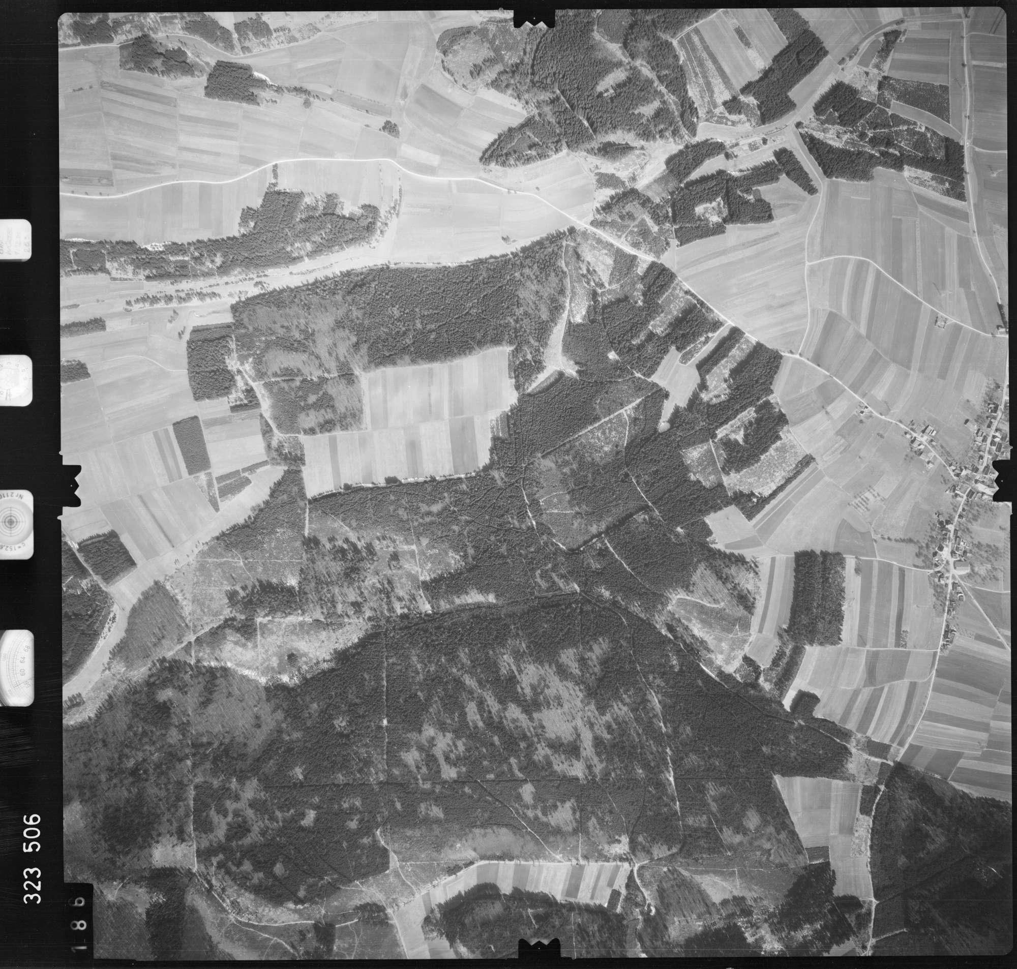 Luftbild: Film 53 Bildnr. 186, Bild 1