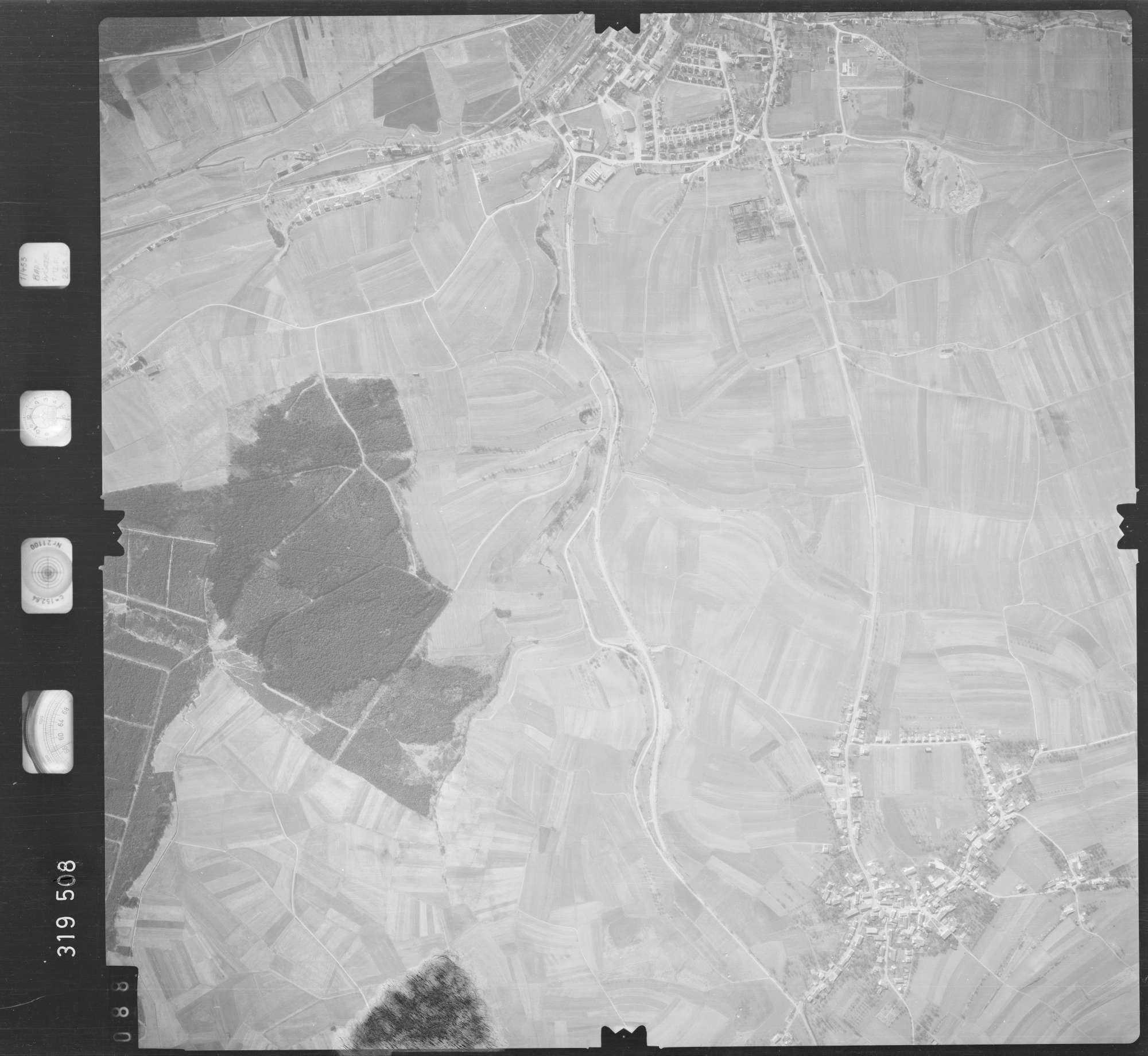 Luftbild: Film 57 Bildnr. 88, Bild 1