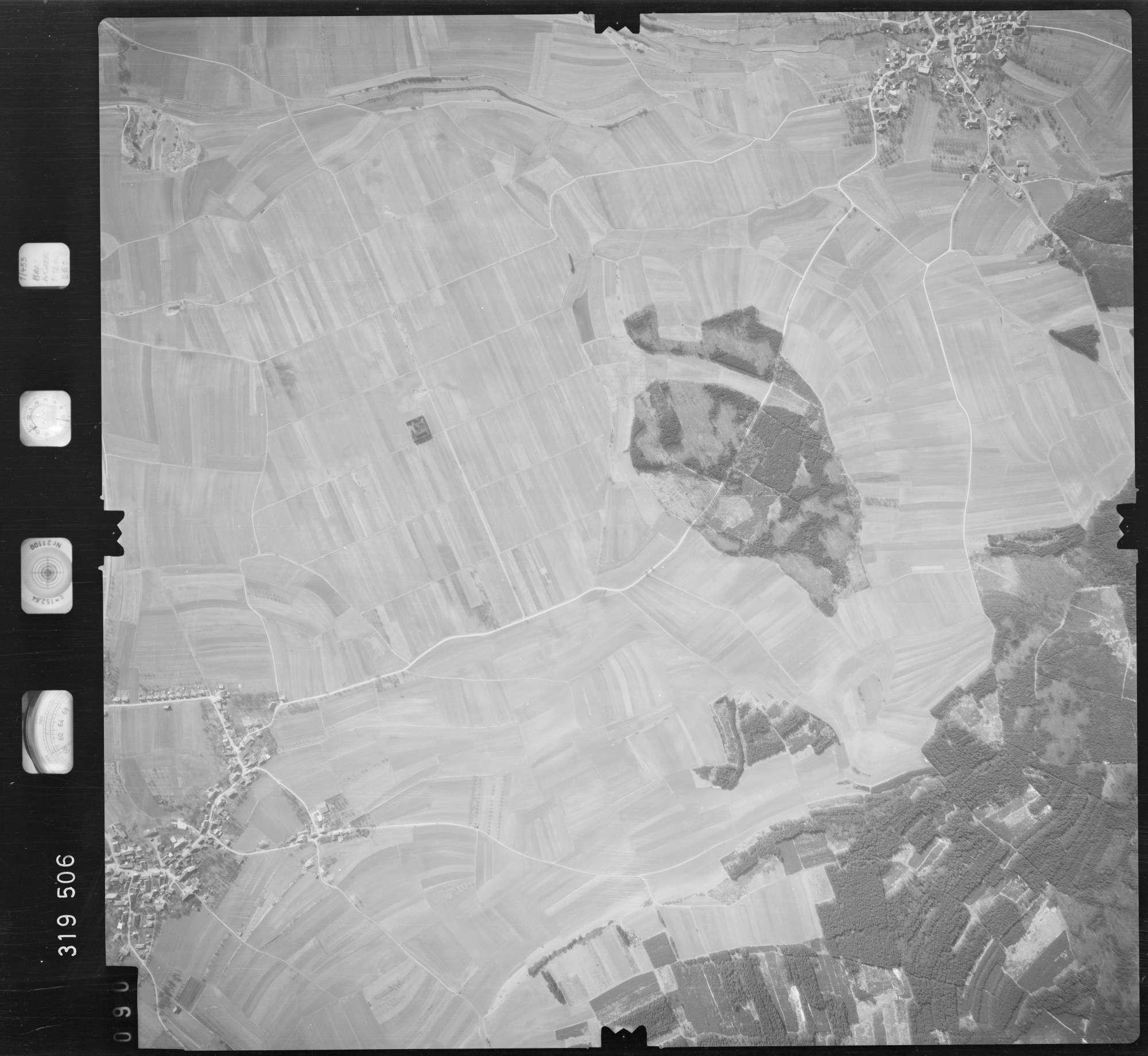 Luftbild: Film 57 Bildnr. 90, Bild 1