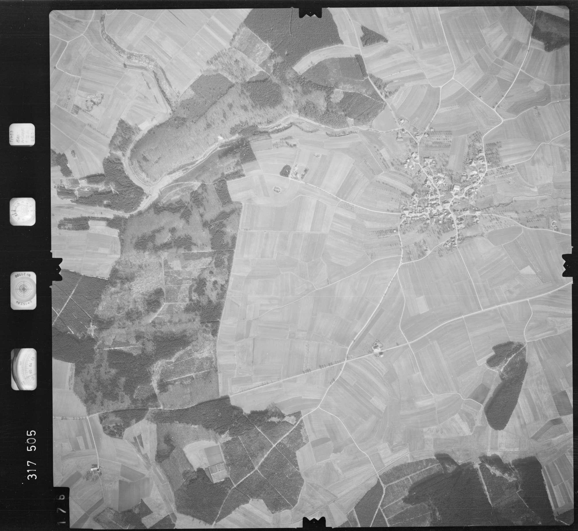 Luftbild: Film 57 Bildnr. 176, Bild 1