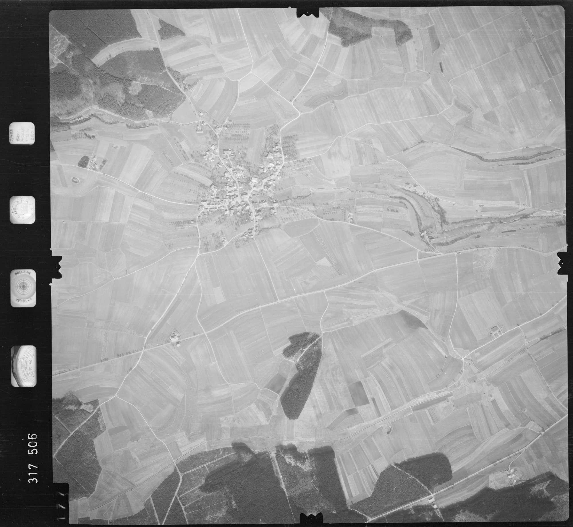 Luftbild: Film 57 Bildnr. 177, Bild 1