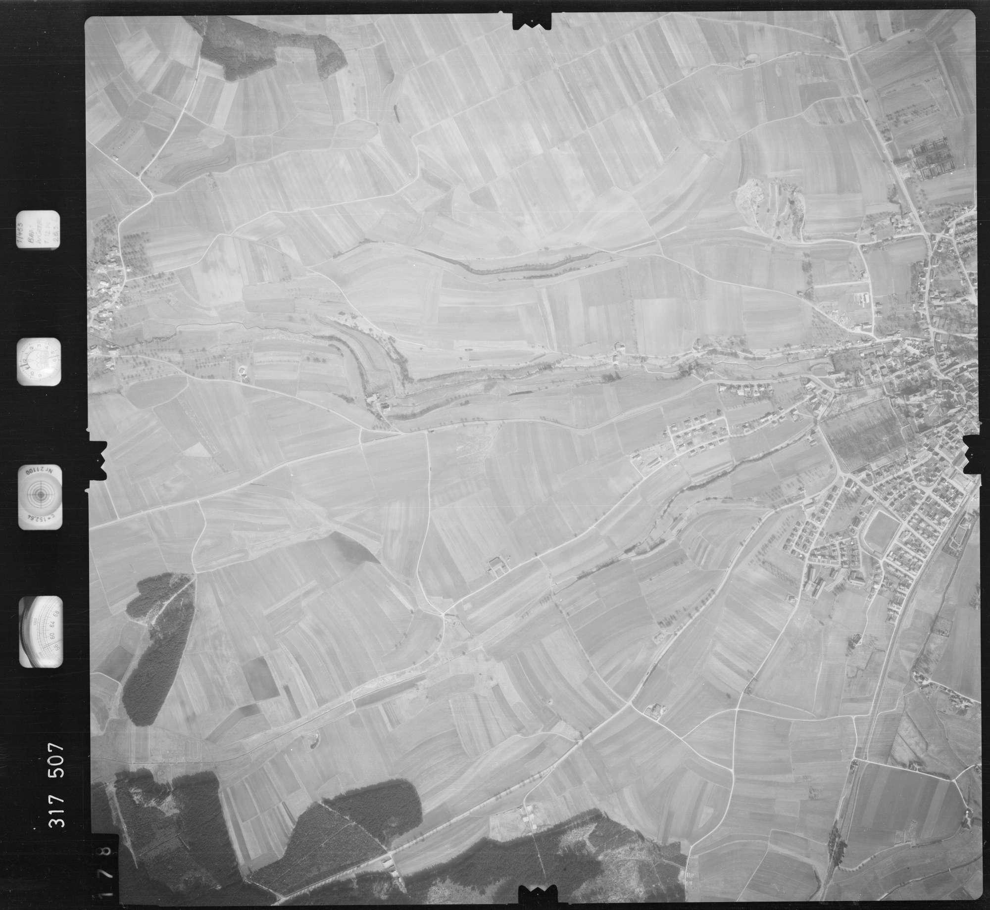 Luftbild: Film 57 Bildnr. 178, Bild 1