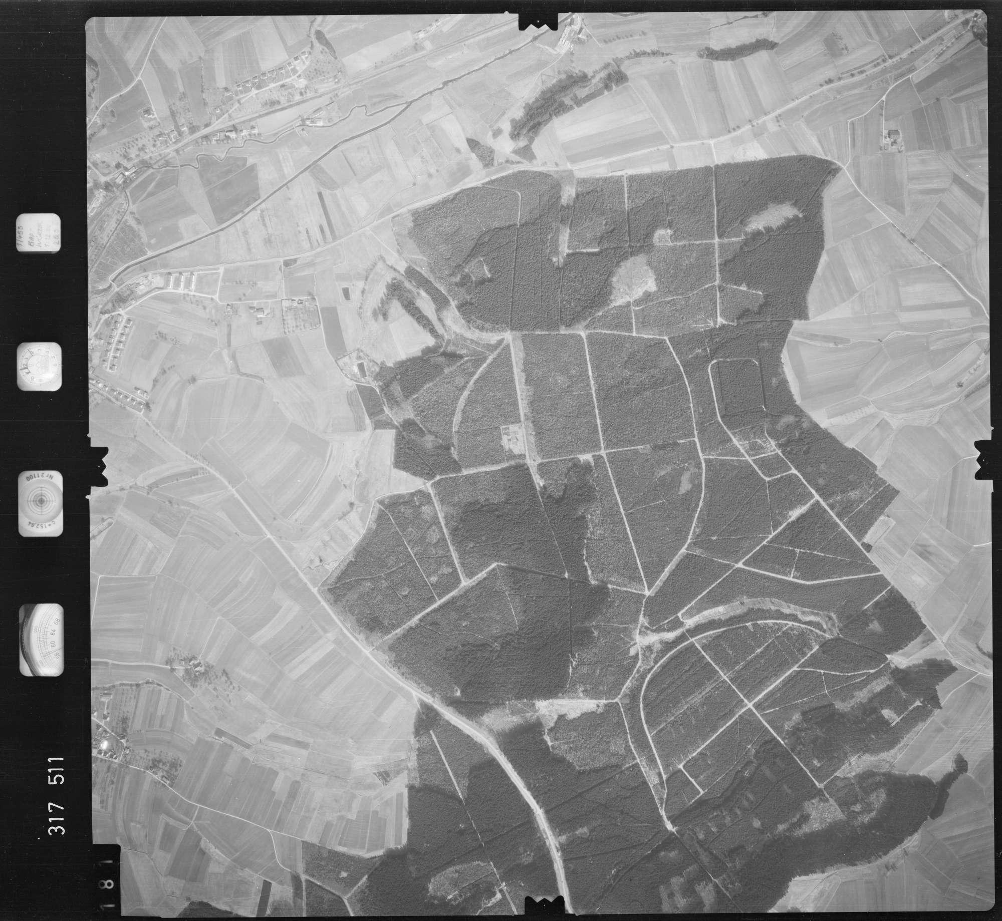 Luftbild: Film 57 Bildnr. 181, Bild 1