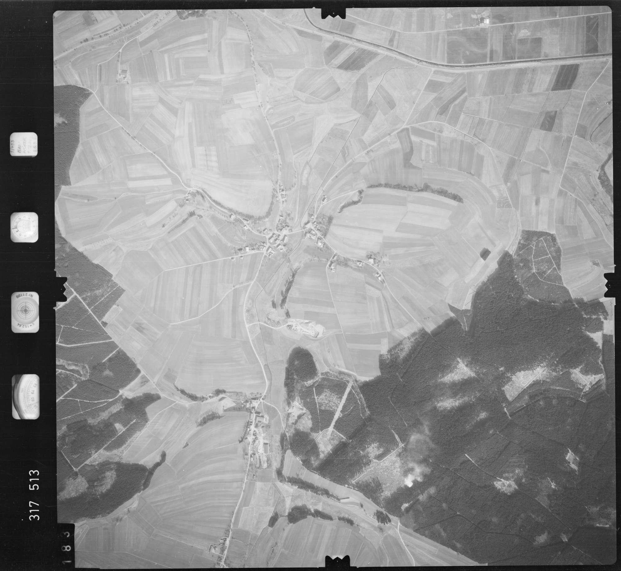 Luftbild: Film 57 Bildnr. 183, Bild 1