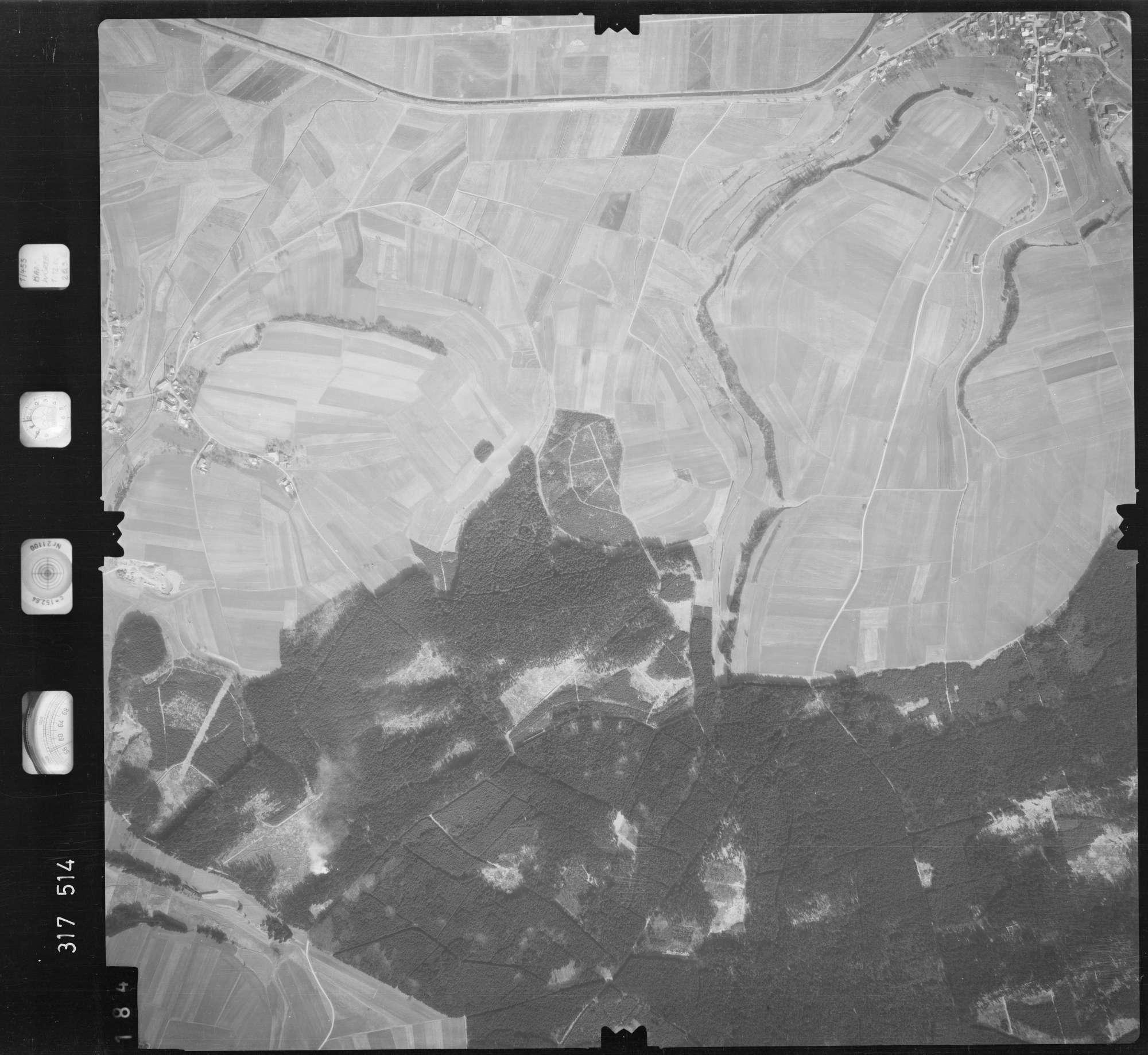 Luftbild: Film 57 Bildnr. 184, Bild 1