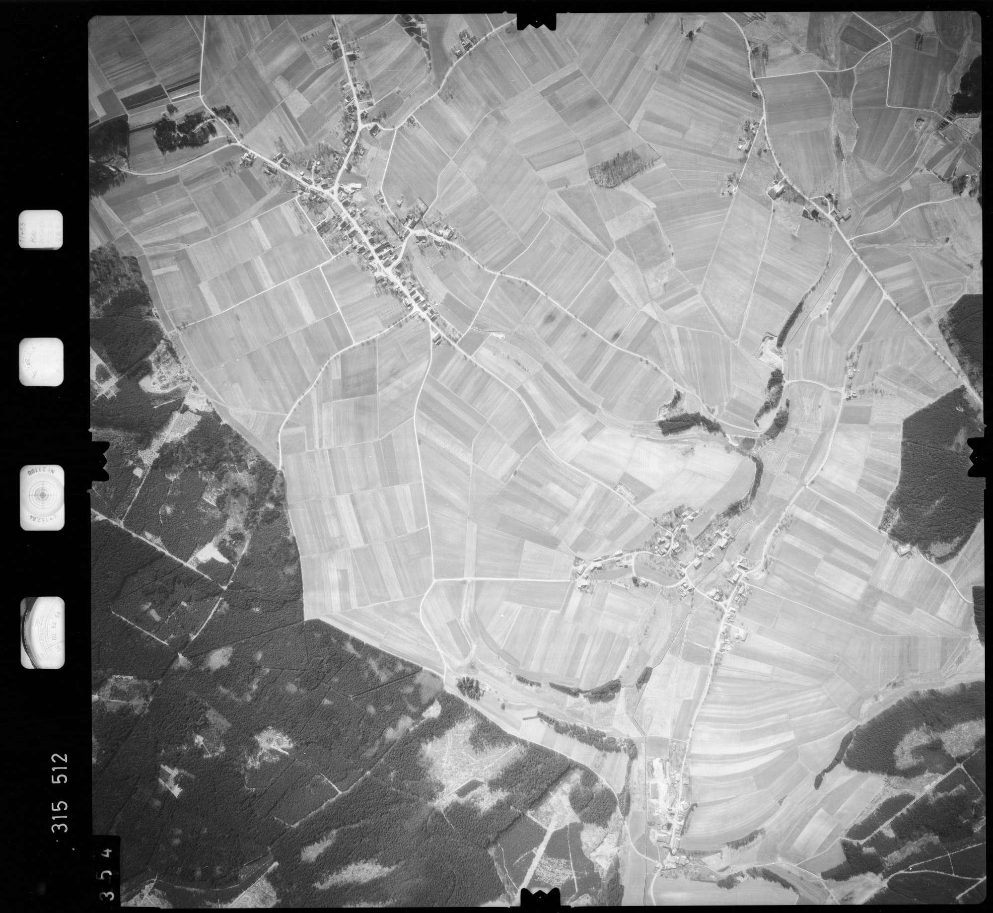 Luftbild: Film 58 Bildnr. 354, Bild 1