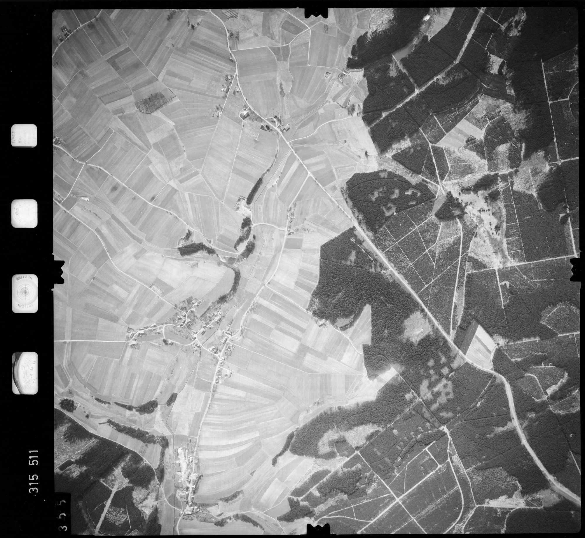 Luftbild: Film 58 Bildnr. 355, Bild 1