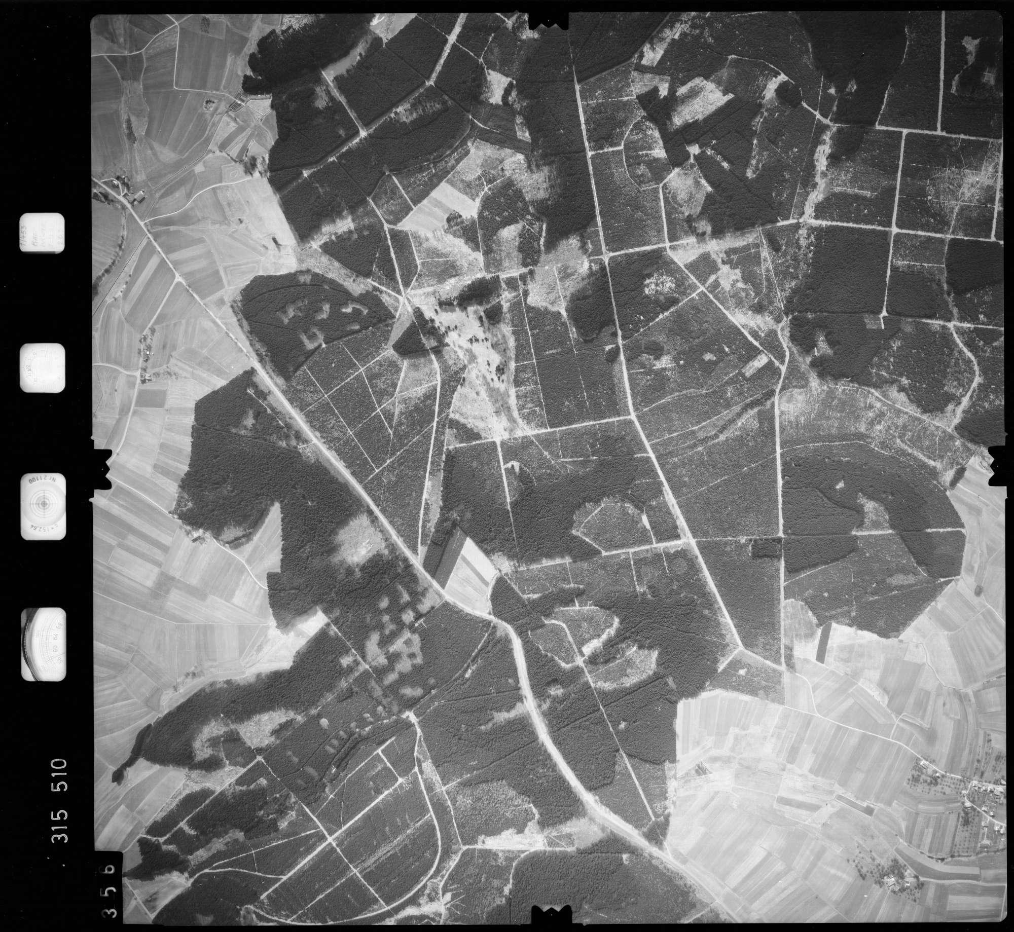 Luftbild: Film 58 Bildnr. 356, Bild 1