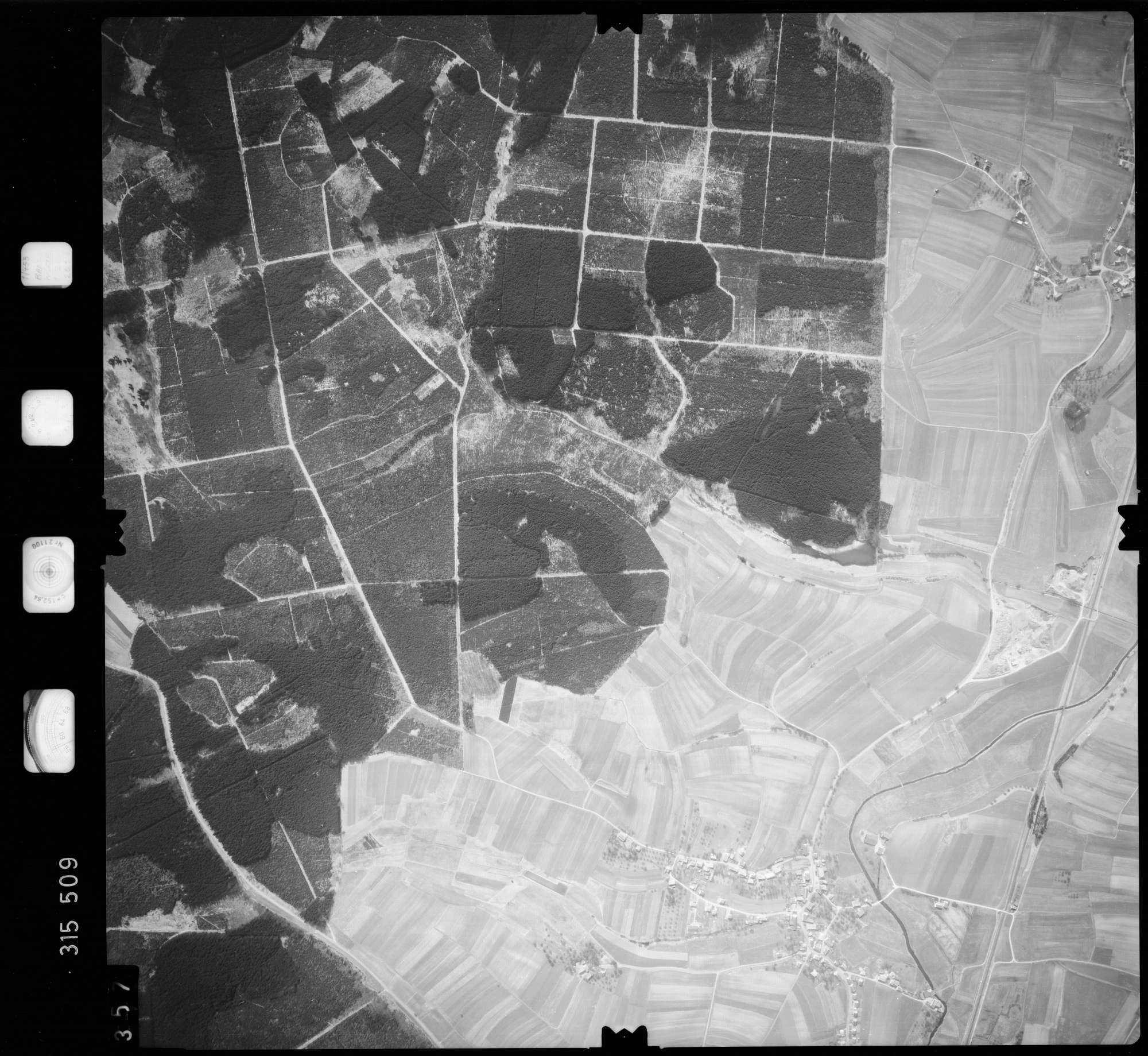 Luftbild: Film 58 Bildnr. 357, Bild 1
