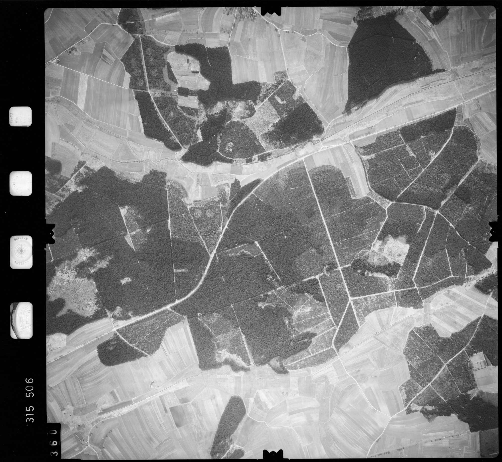 Luftbild: Film 58 Bildnr. 360, Bild 1