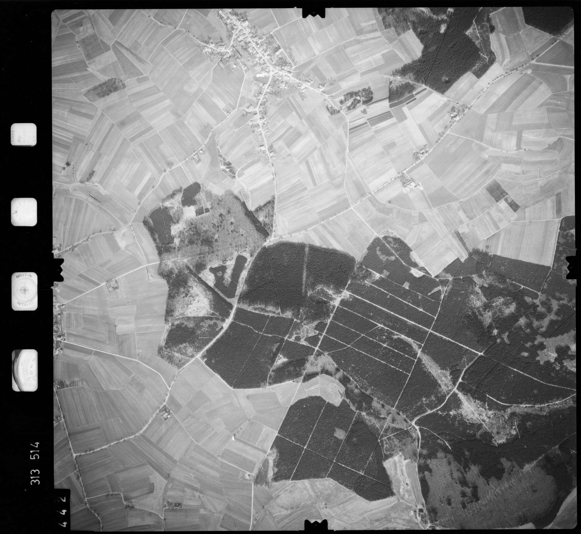 Luftbild: Film 58 Bildnr. 442, Bild 1