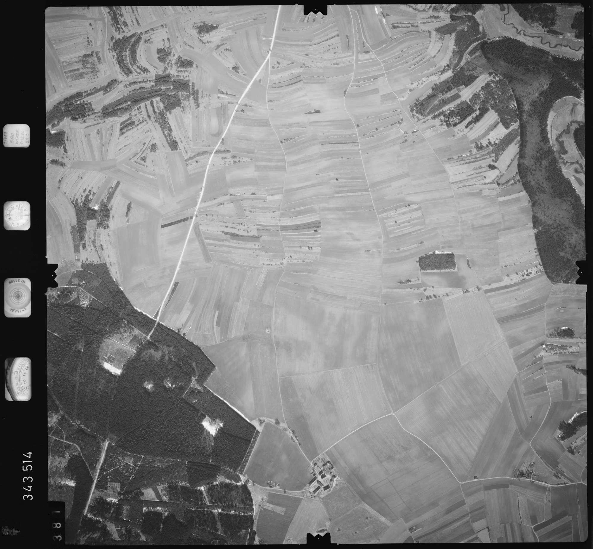 Luftbild: Film 46 Bildnr. 381, Bild 1
