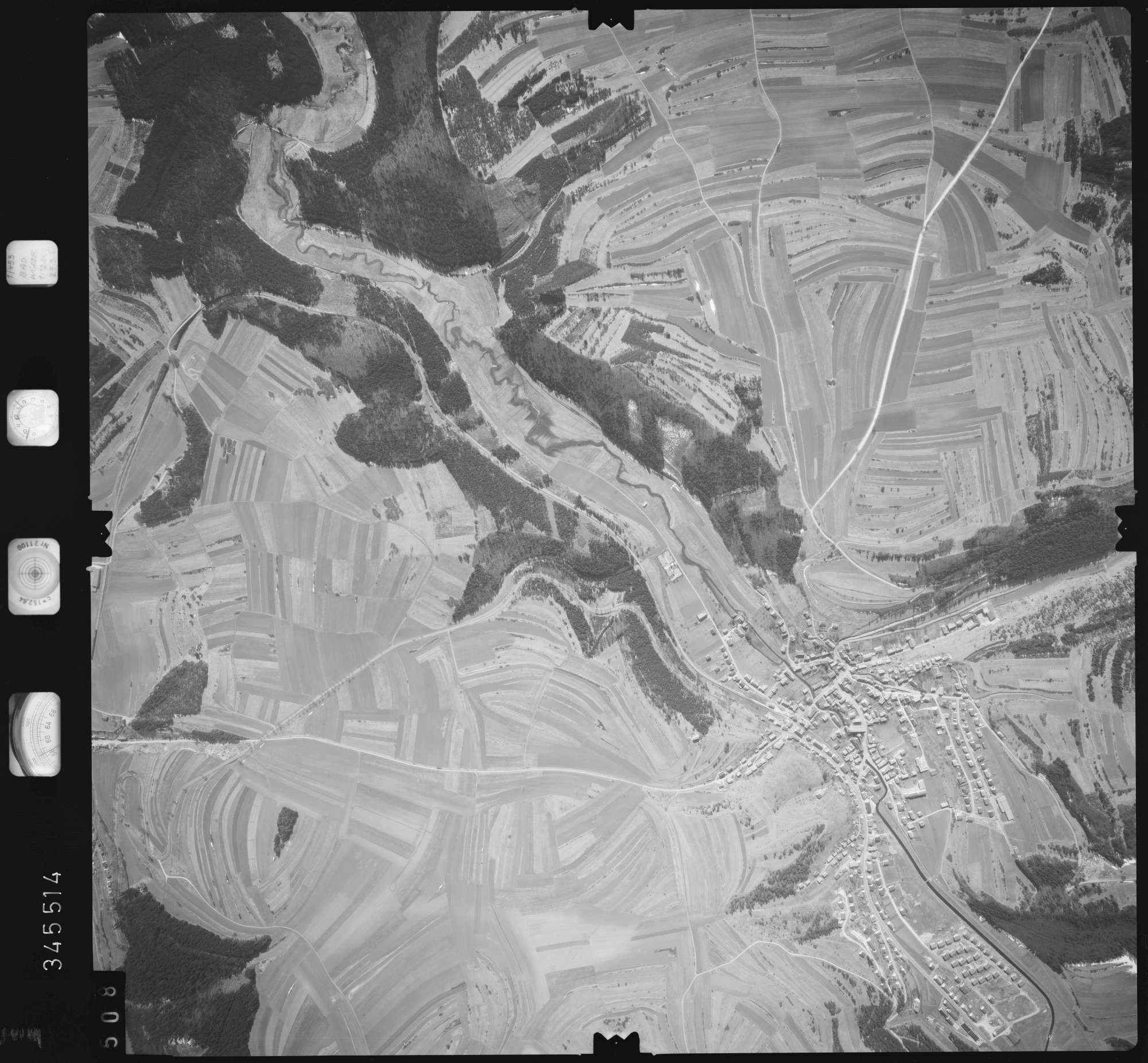 Luftbild: Film 46 Bildnr. 508, Bild 1