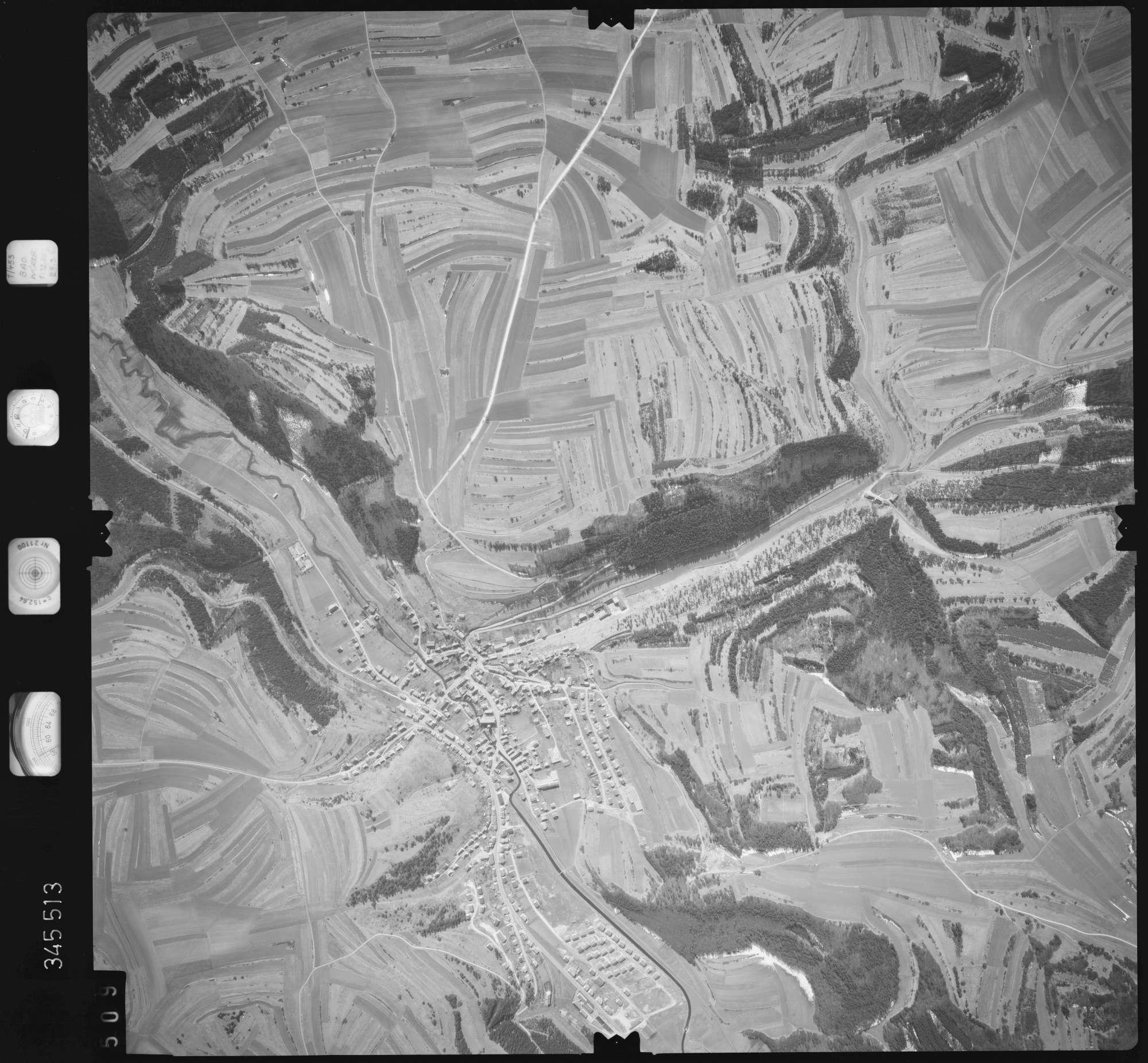 Luftbild: Film 46 Bildnr. 509, Bild 1