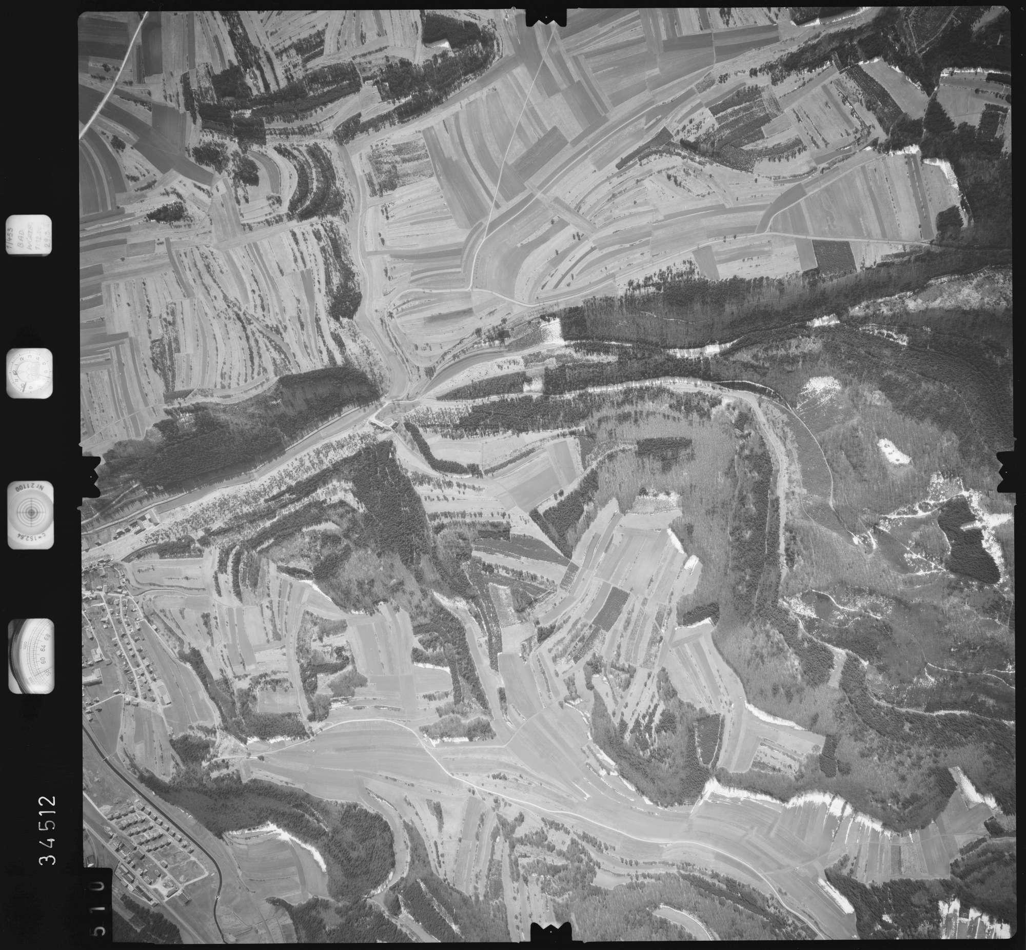 Luftbild: Film 46 Bildnr. 510, Bild 1