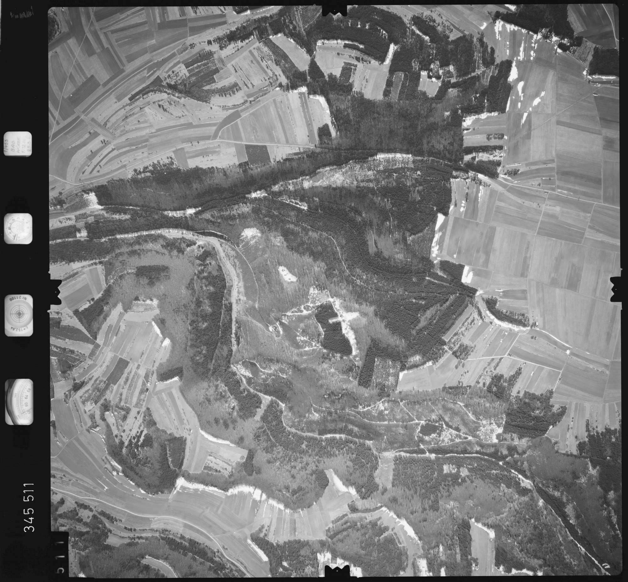 Luftbild: Film 46 Bildnr. 511, Bild 1