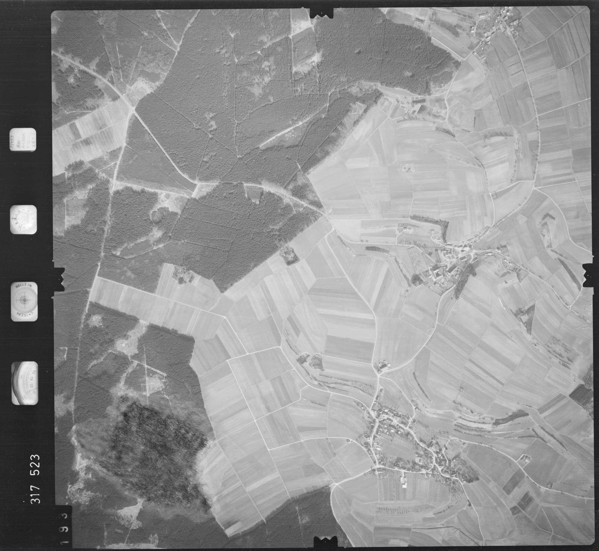 Luftbild: Film 57 Bildnr. 193, Bild 1