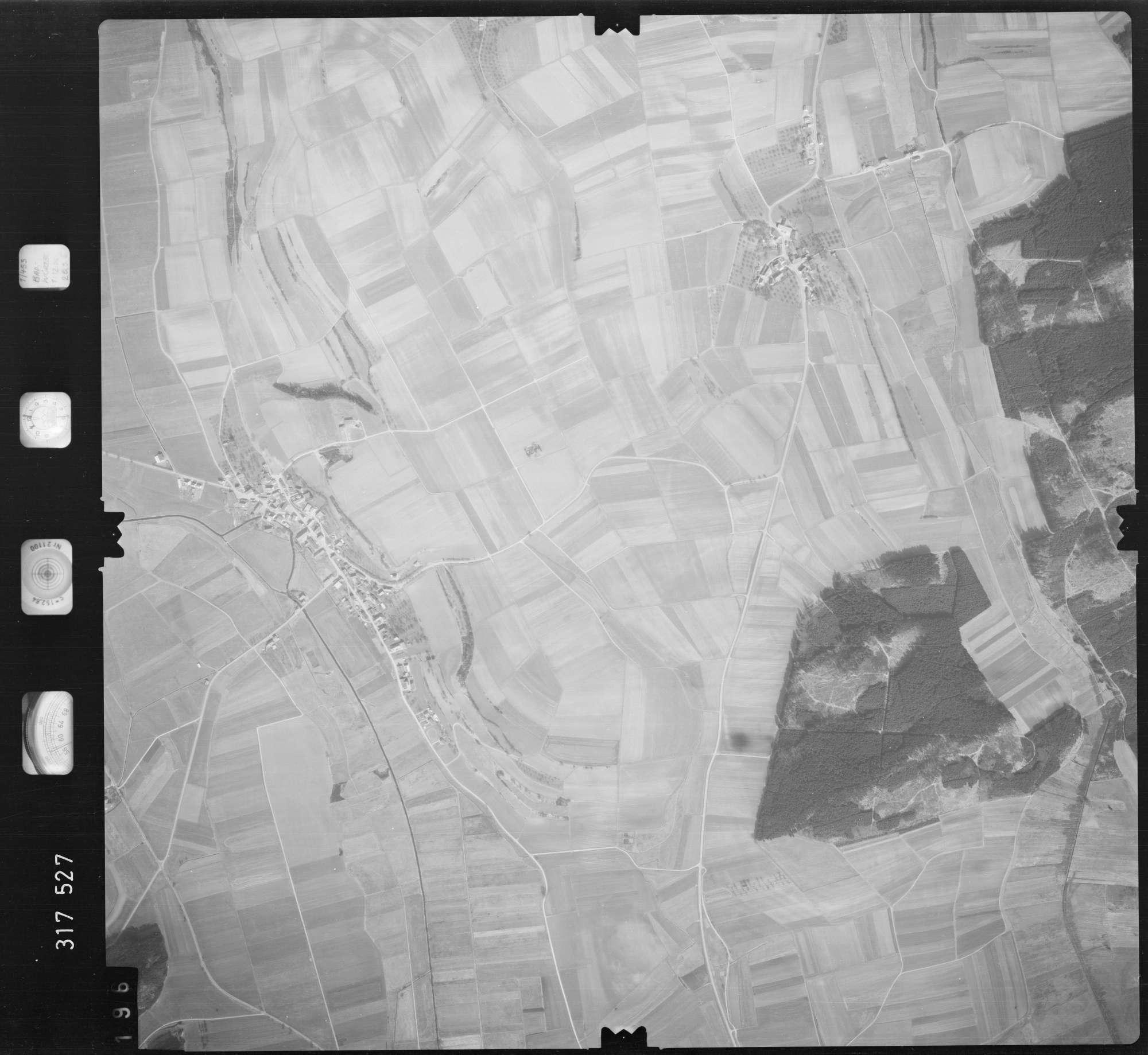 Luftbild: Film 57 Bildnr. 196, Bild 1