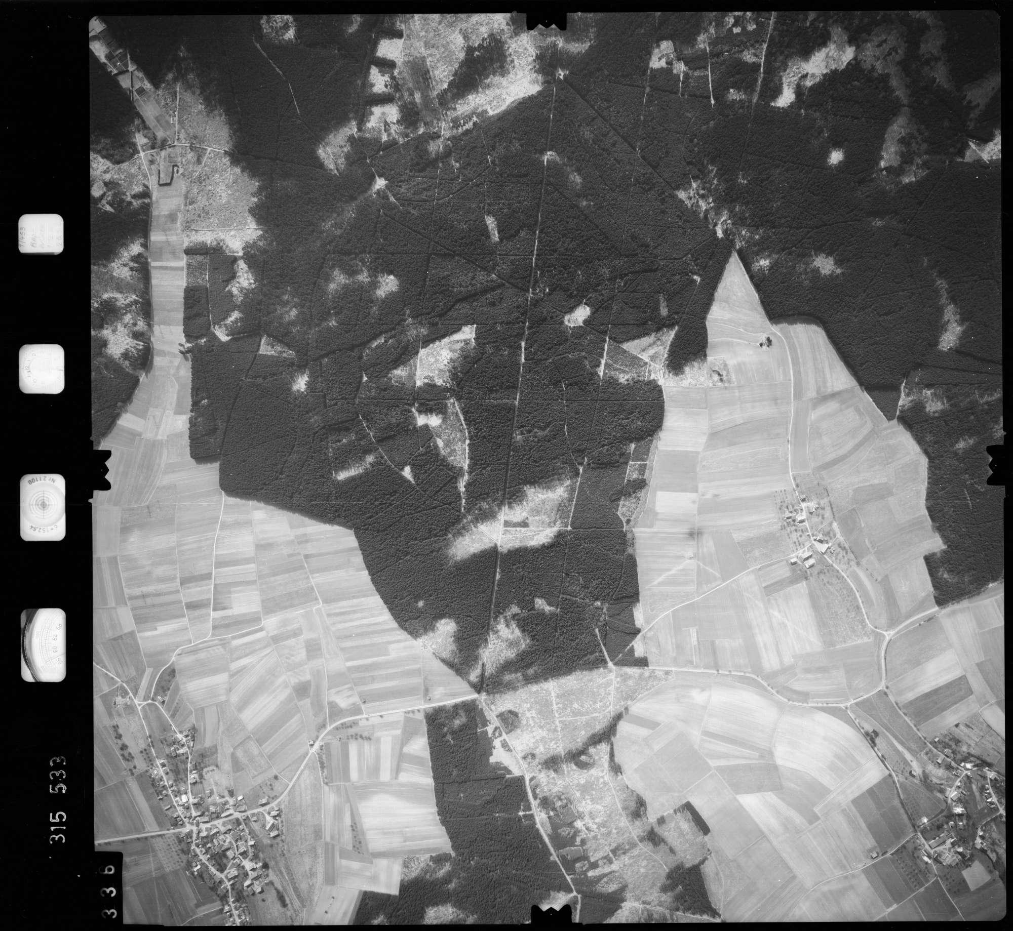 Luftbild: Film 58 Bildnr. 336, Bild 1