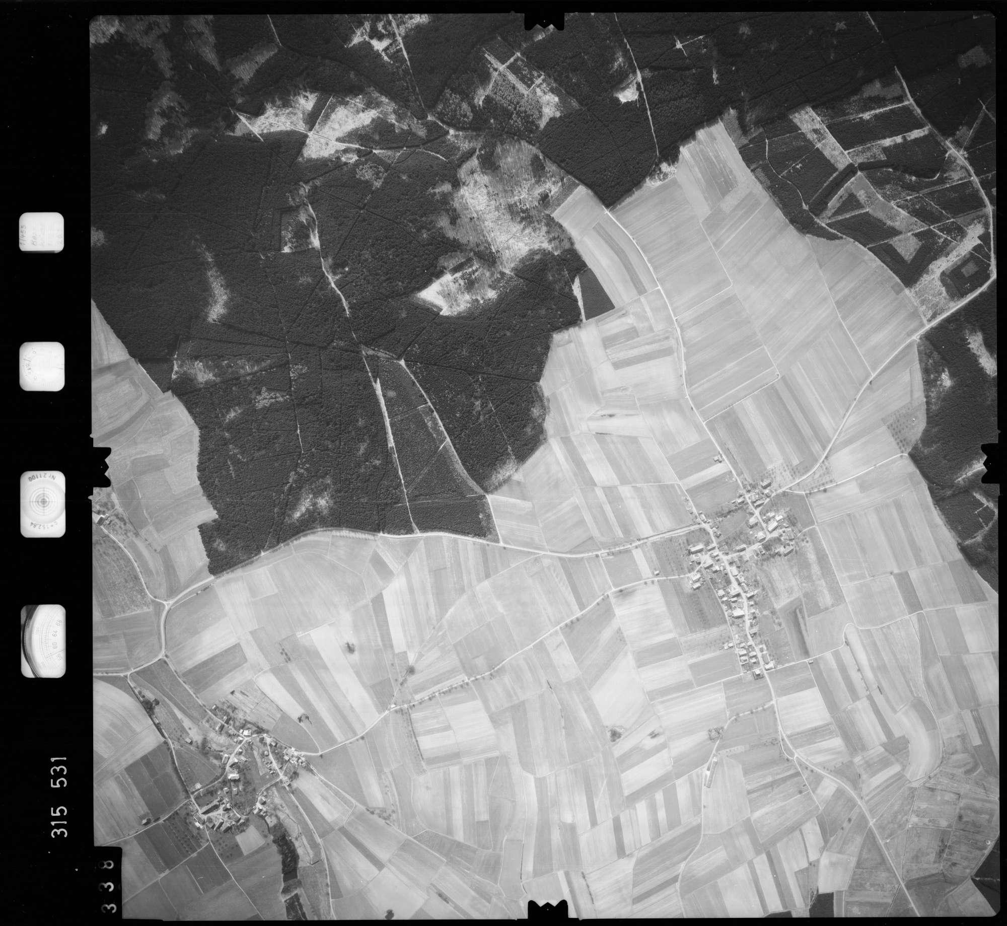 Luftbild: Film 58 Bildnr. 338, Bild 1