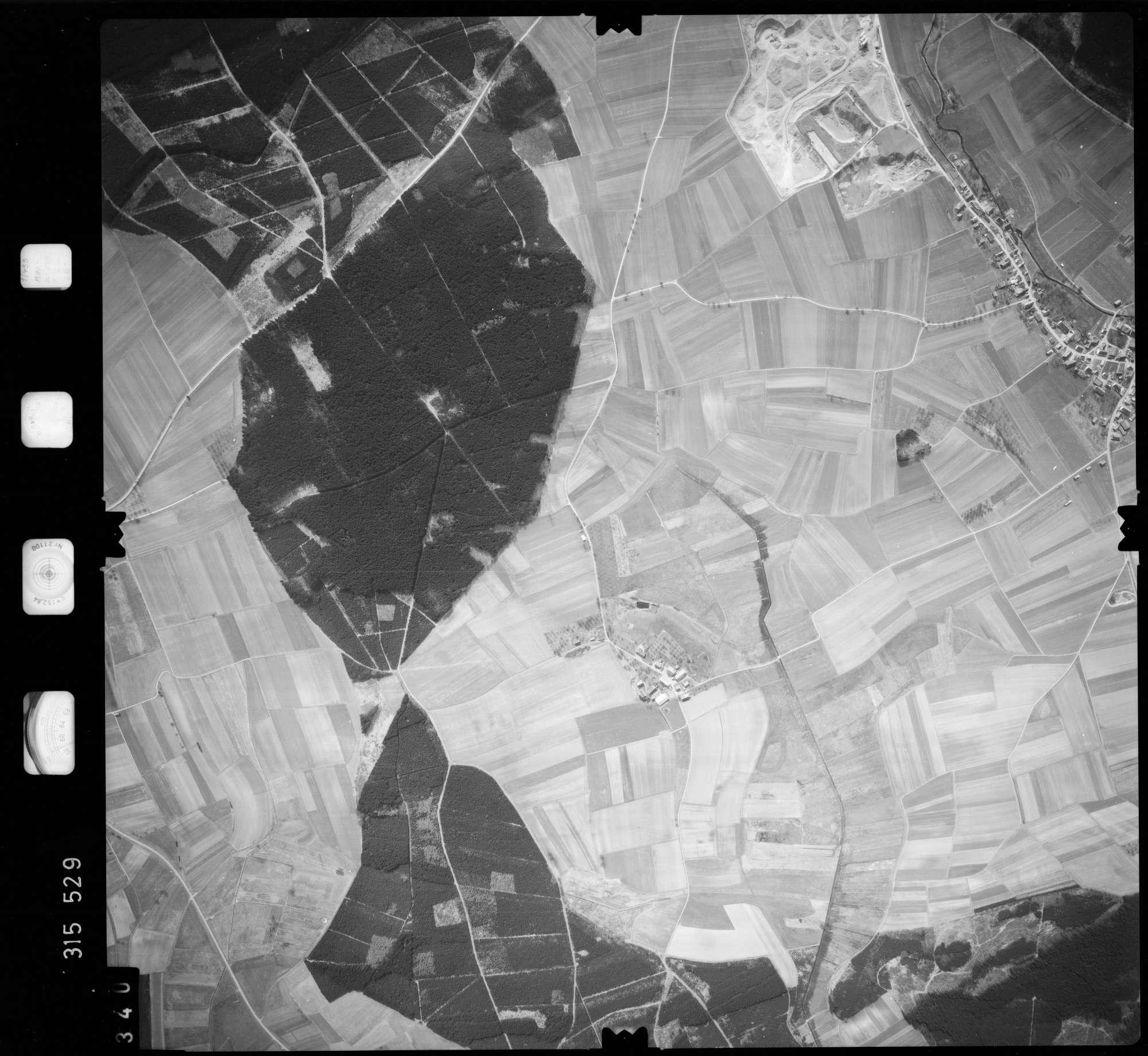 Luftbild: Film 58 Bildnr. 340, Bild 1