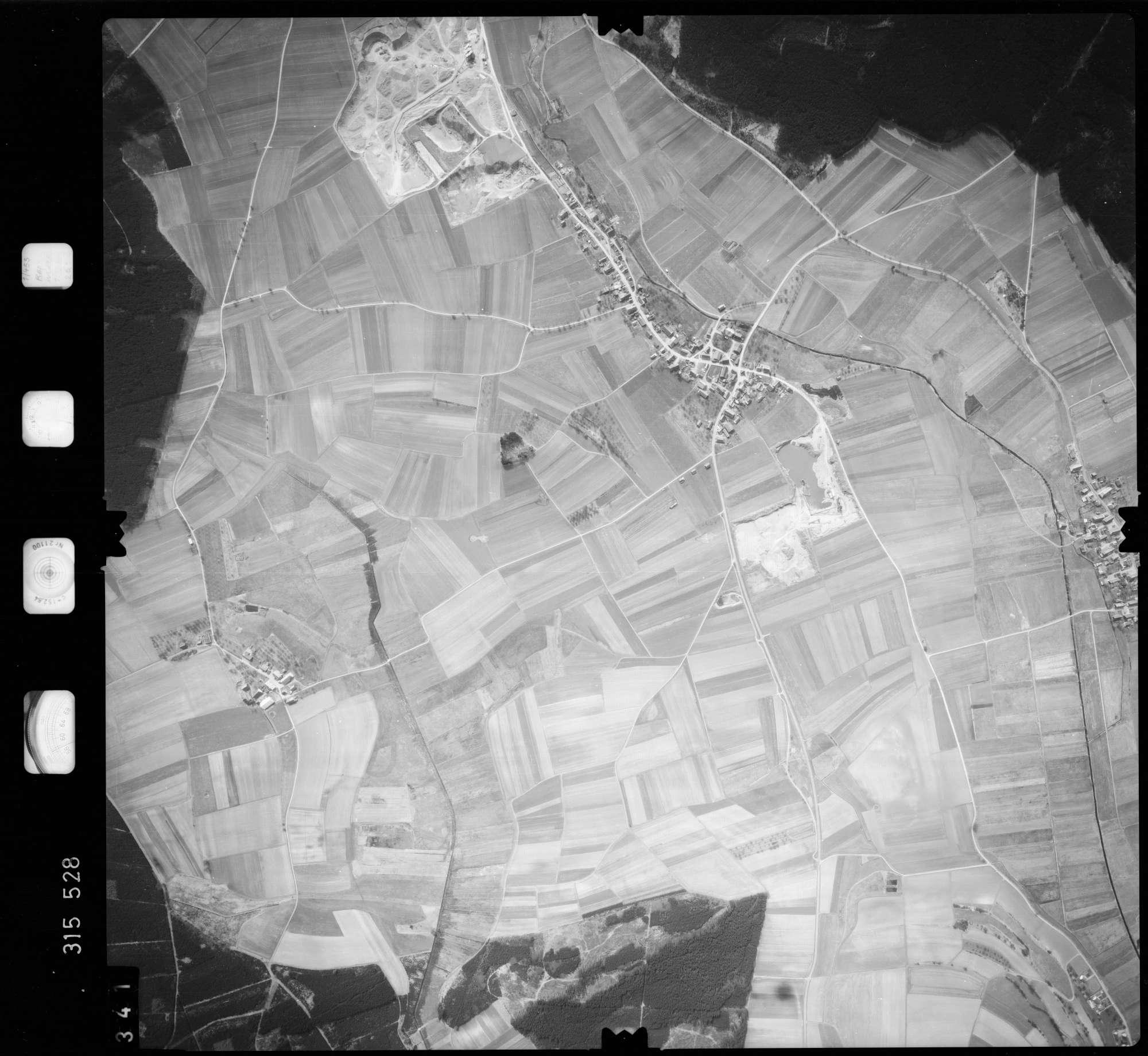 Luftbild: Film 58 Bildnr. 341, Bild 1