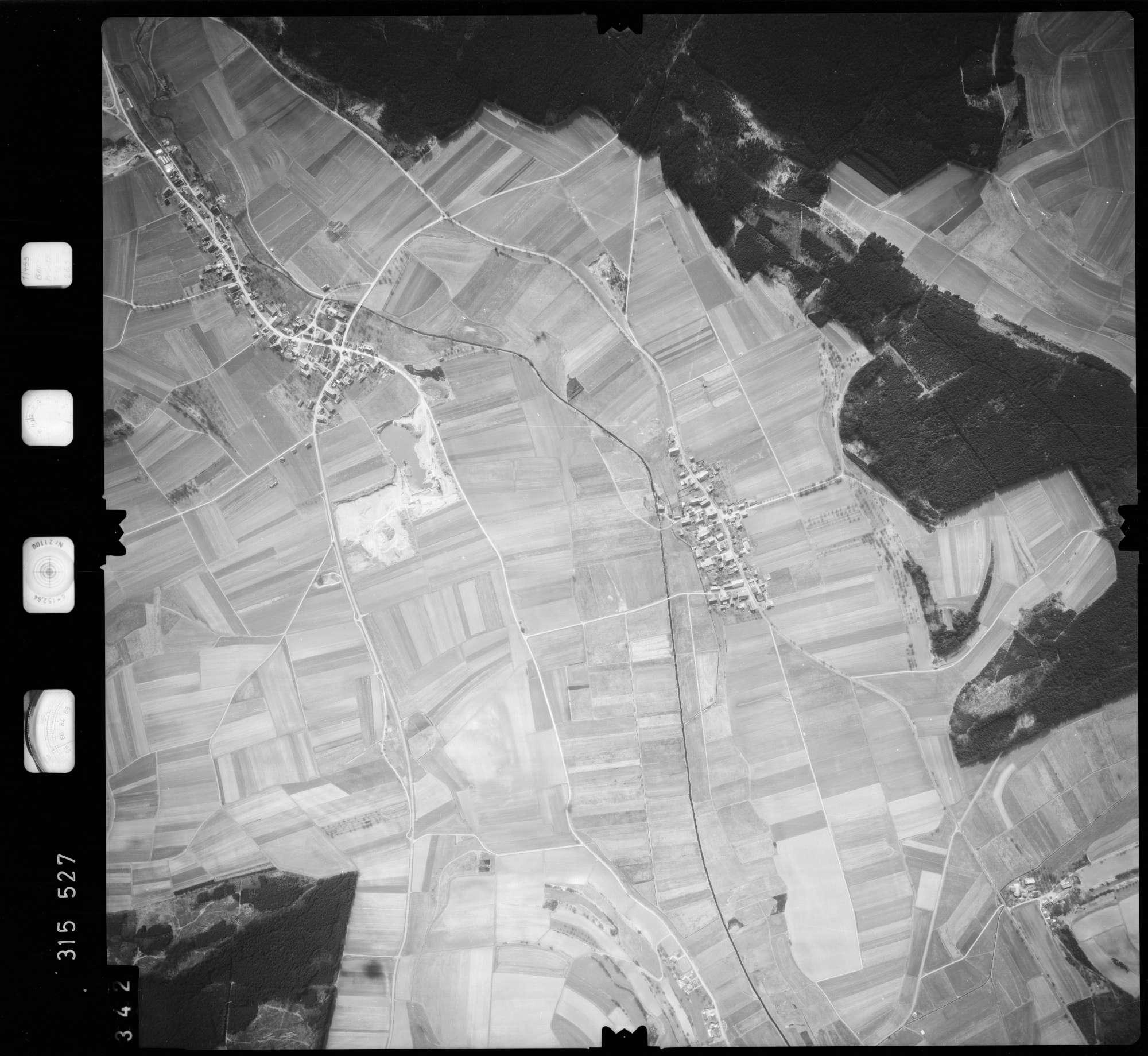 Luftbild: Film 58 Bildnr. 342, Bild 1