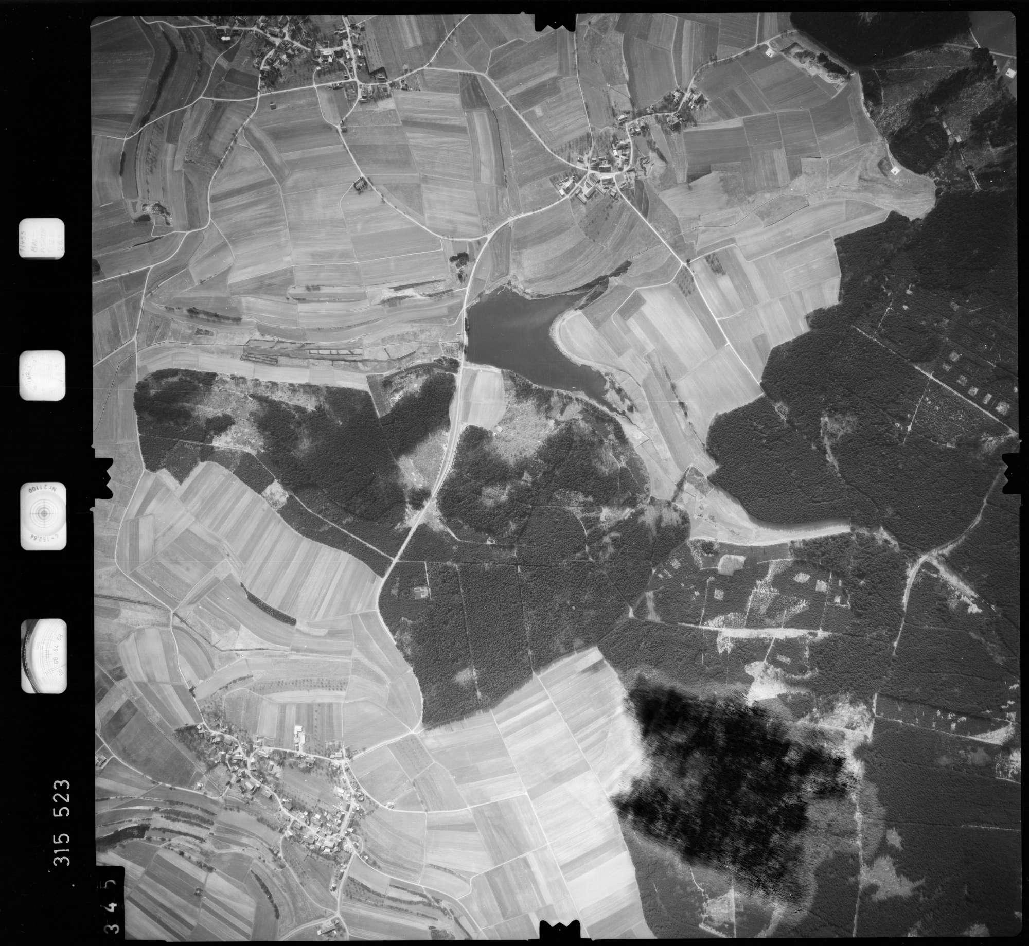 Luftbild: Film 58 Bildnr. 345, Bild 1
