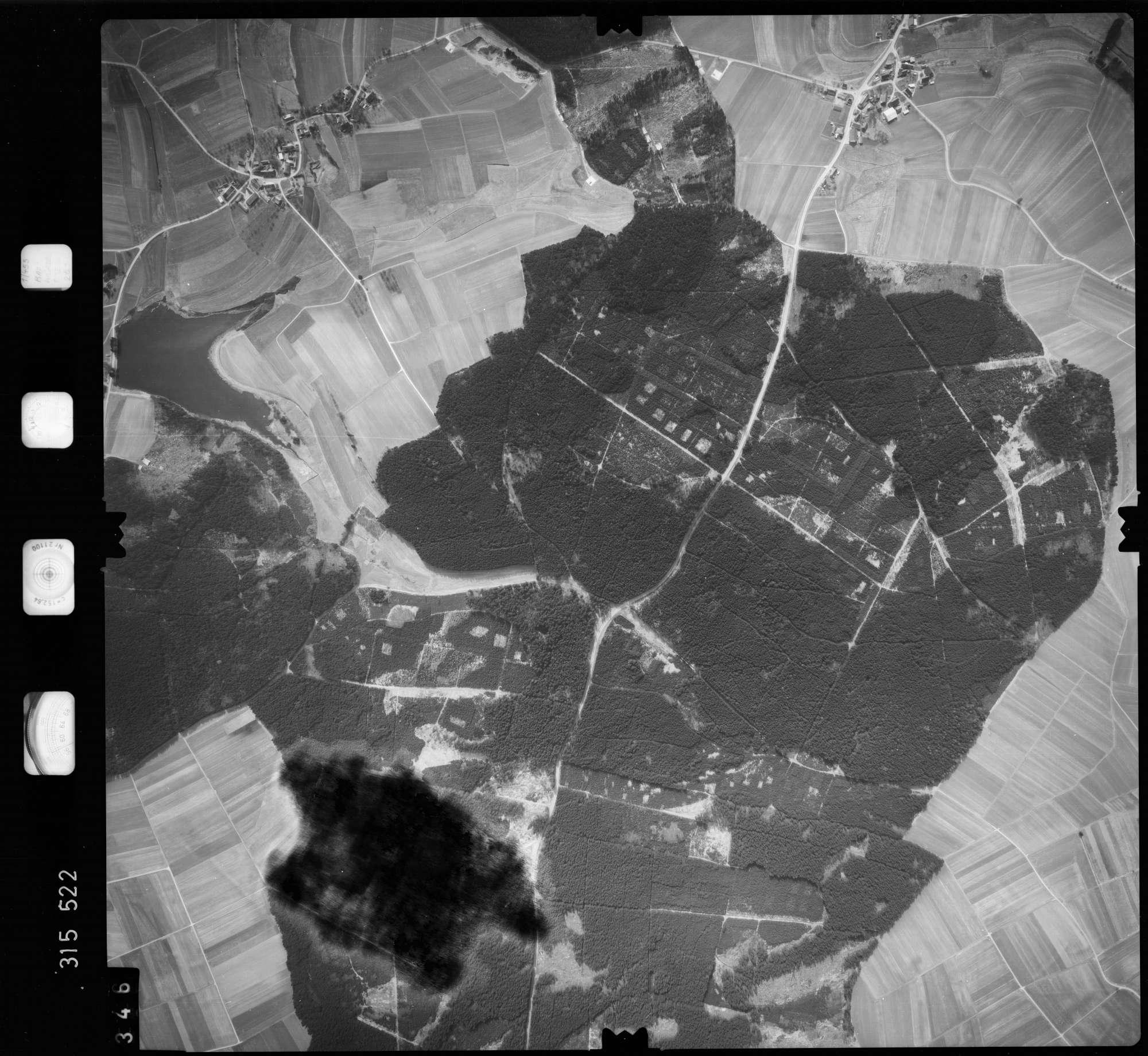 Luftbild: Film 58 Bildnr. 346, Bild 1