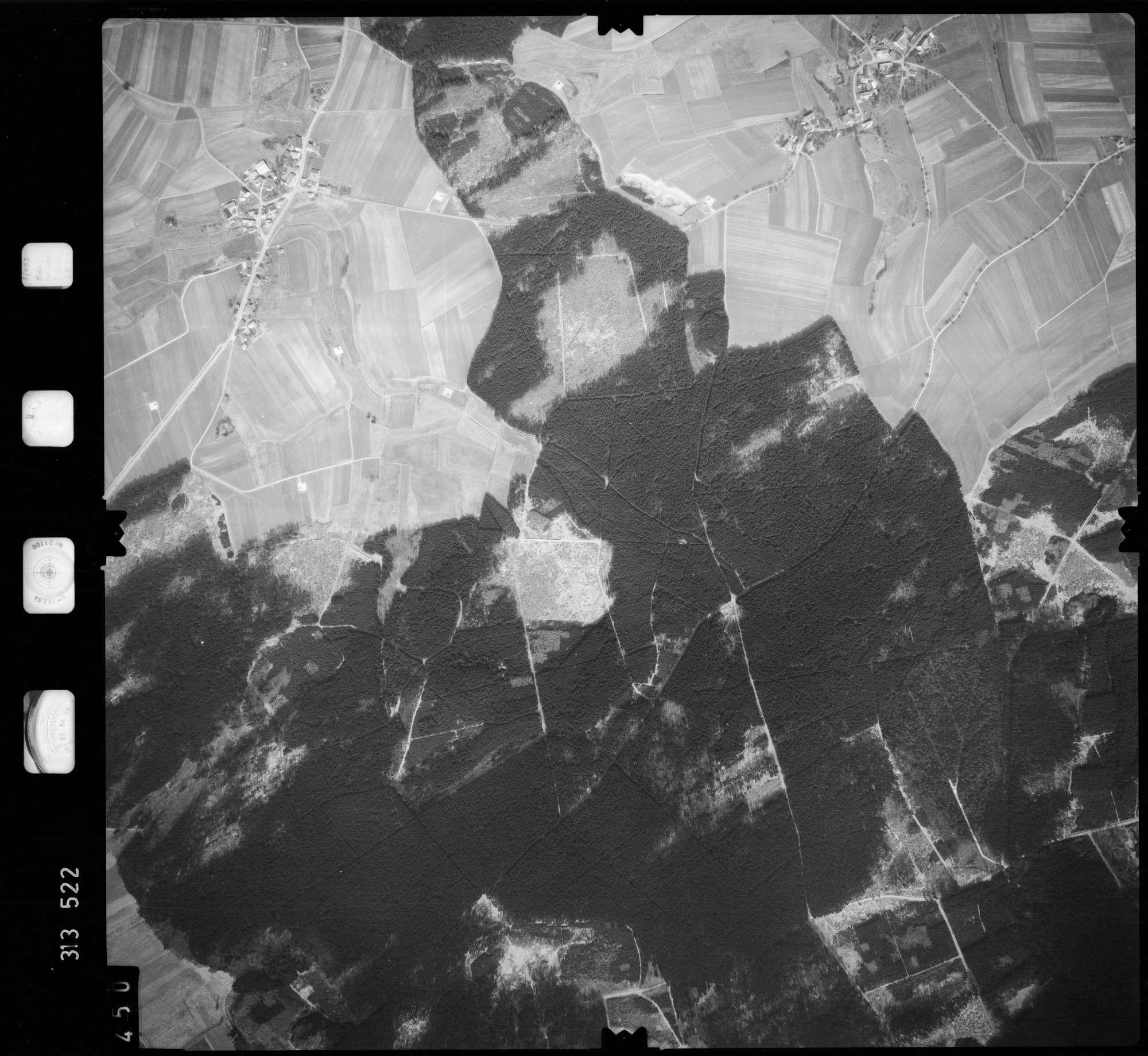 Luftbild: Film 58 Bildnr. 450, Bild 1