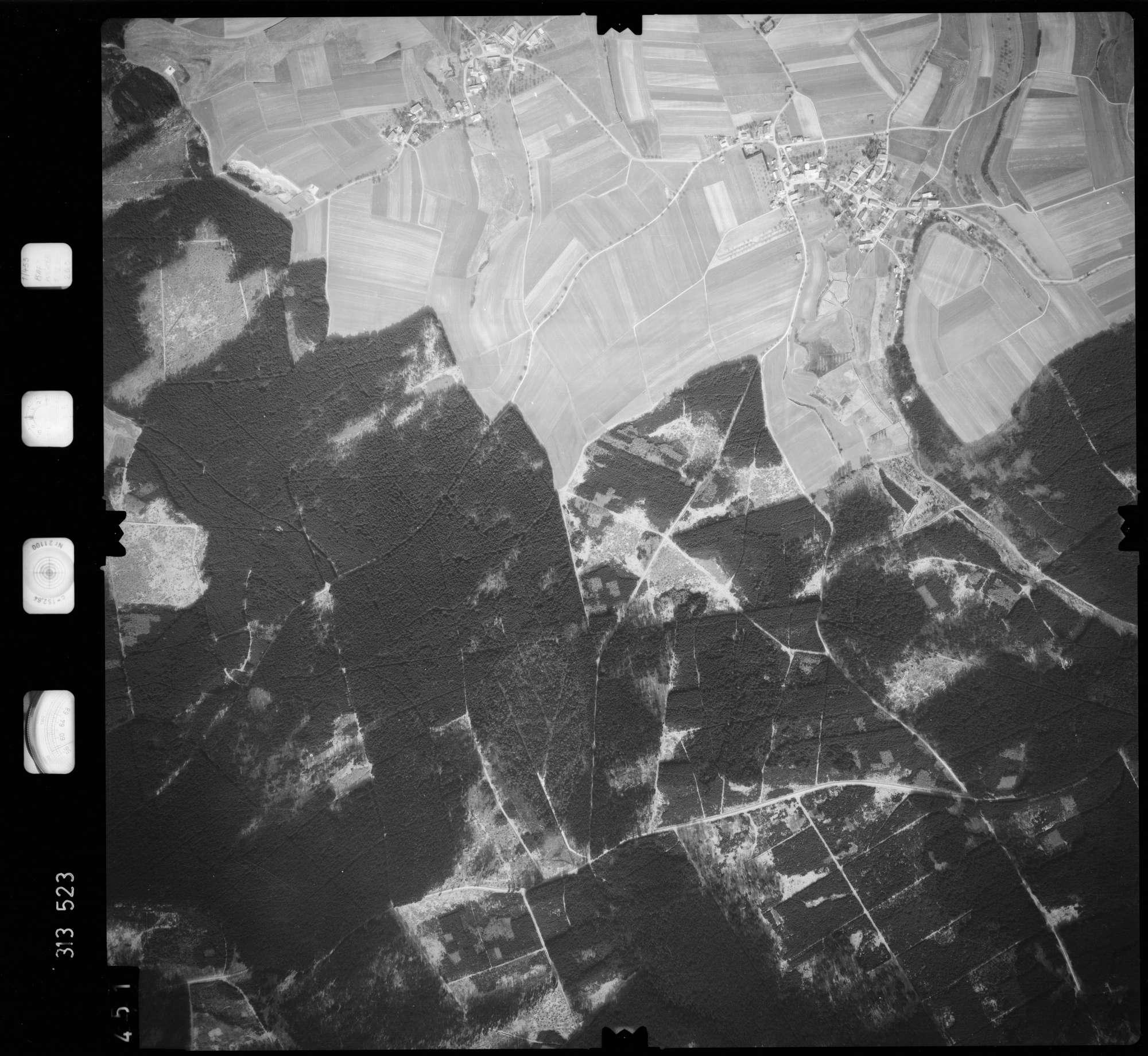 Luftbild: Film 58 Bildnr. 451, Bild 1
