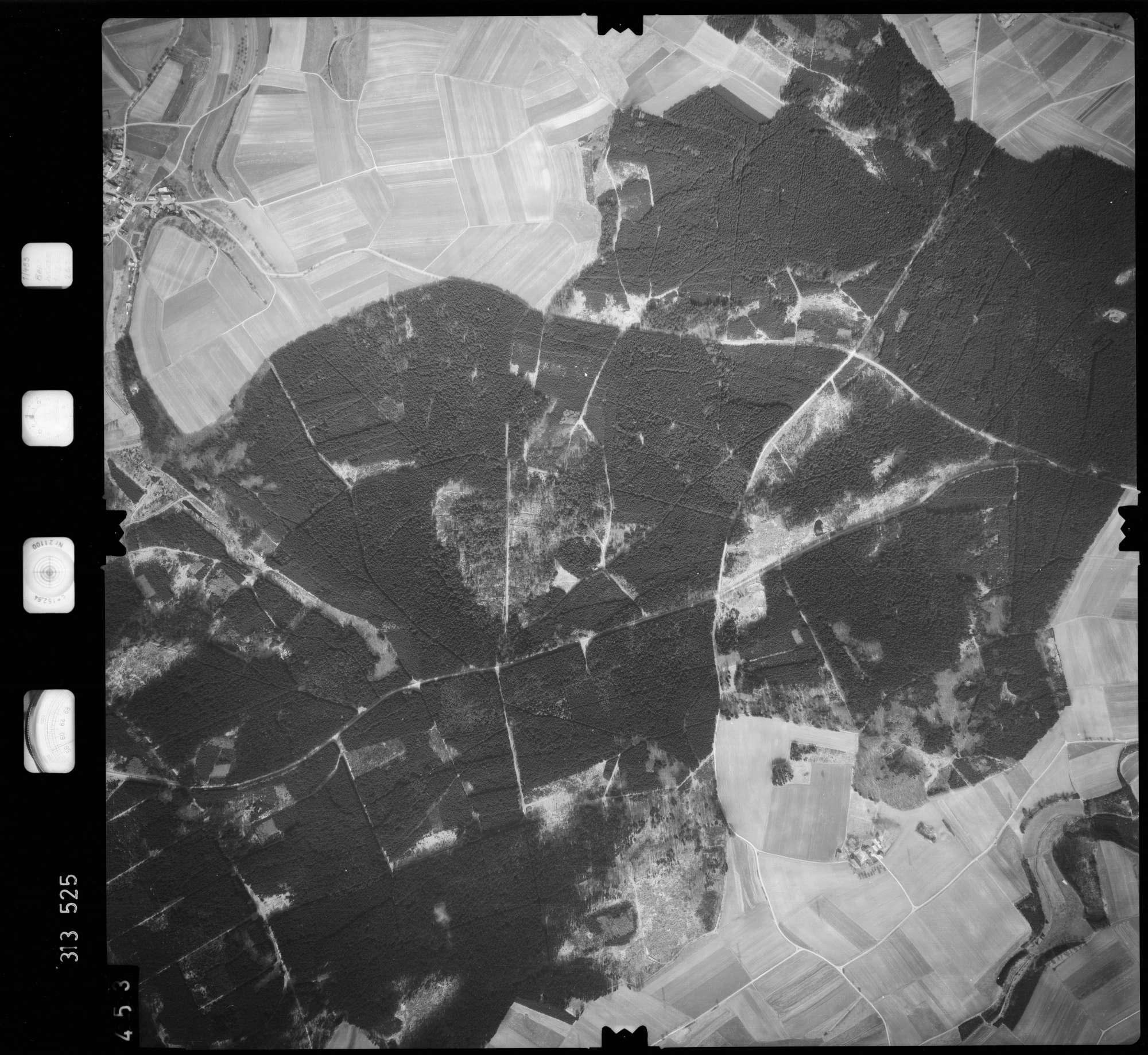 Luftbild: Film 58 Bildnr. 453, Bild 1