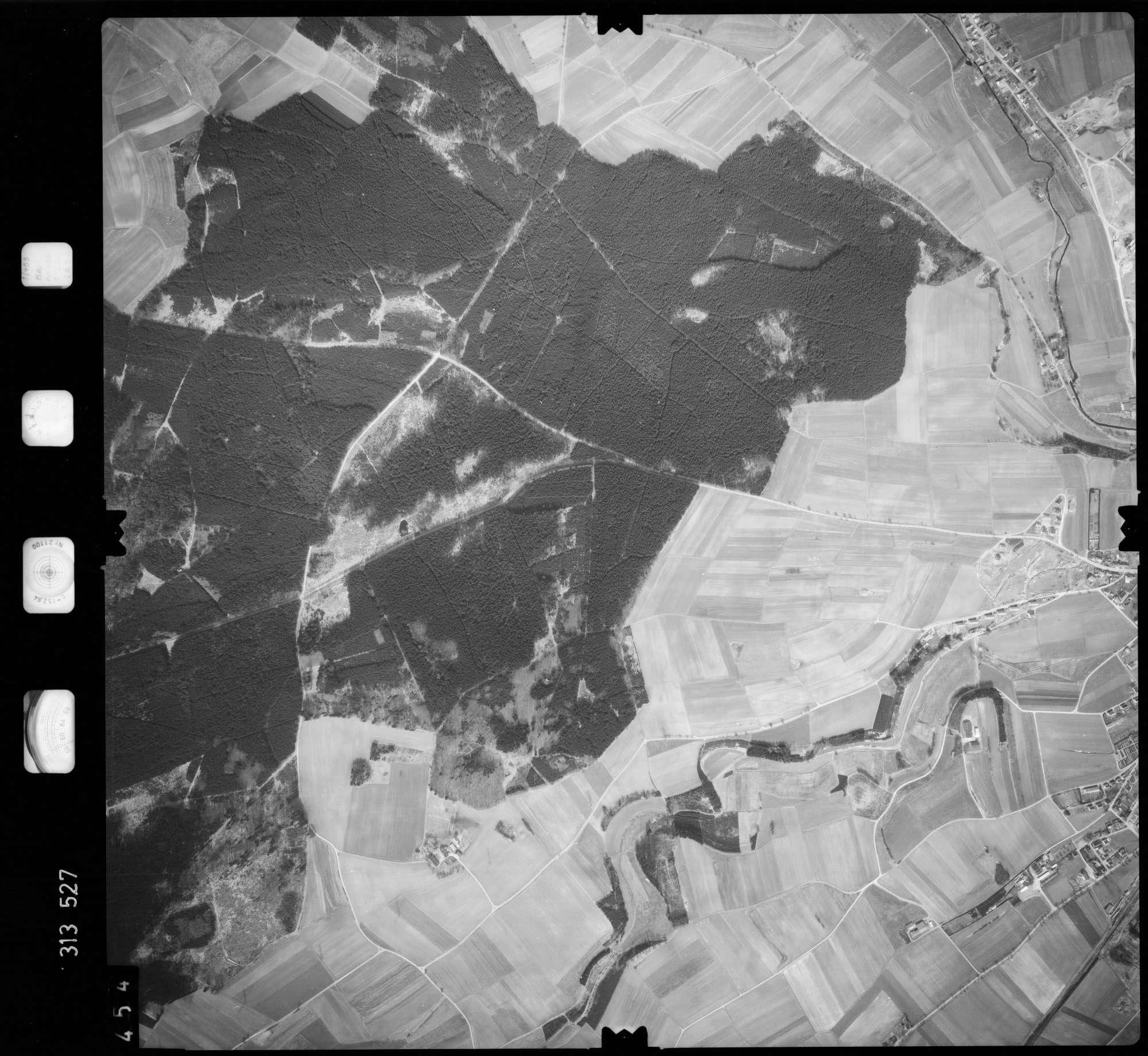 Luftbild: Film 58 Bildnr. 454, Bild 1