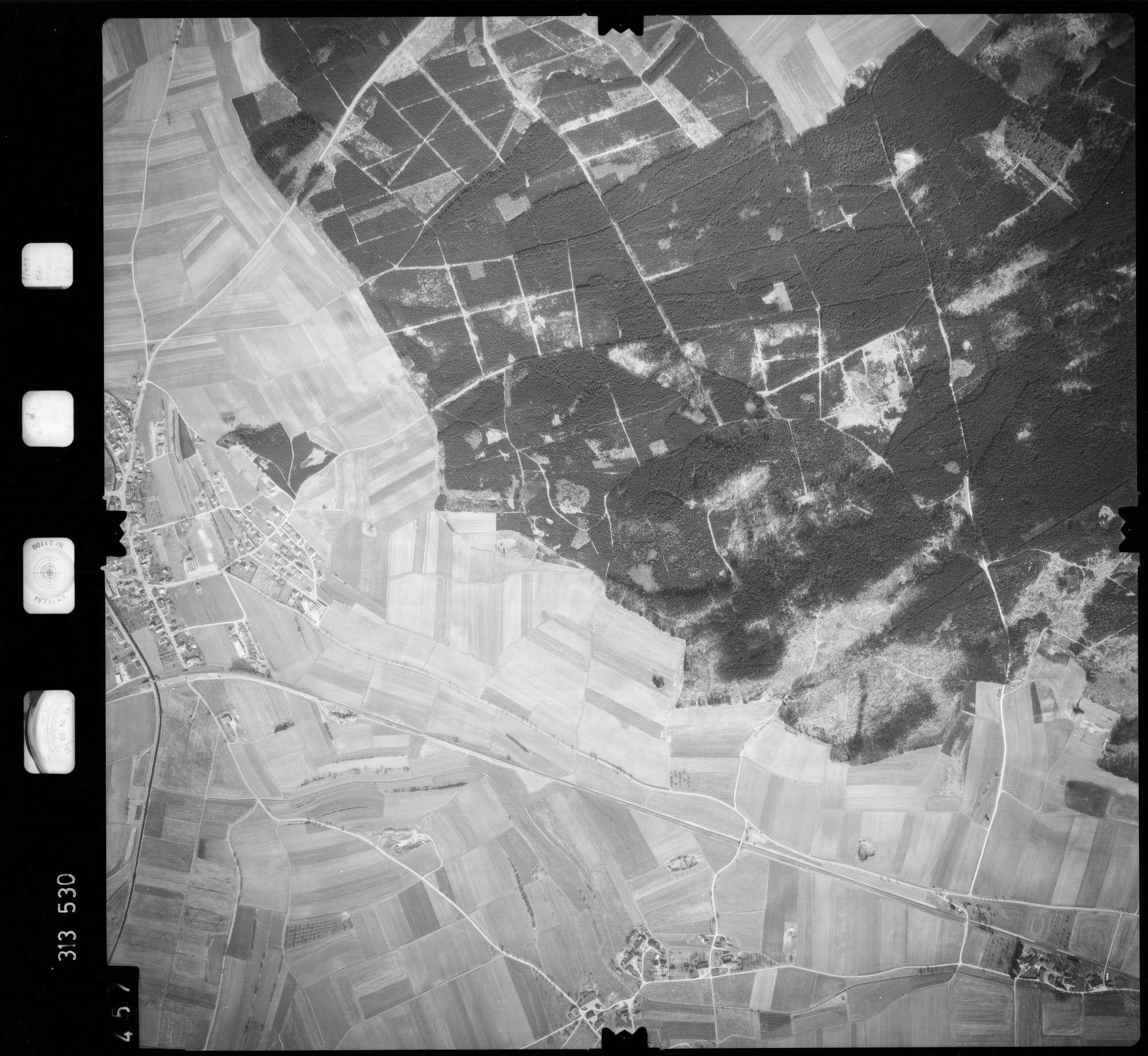 Luftbild: Film 58 Bildnr. 457, Bild 1