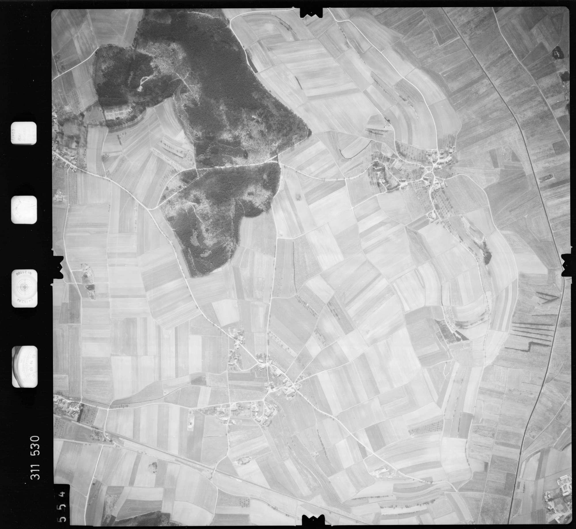 Luftbild: Film 58 Bildnr. 554, Bild 1