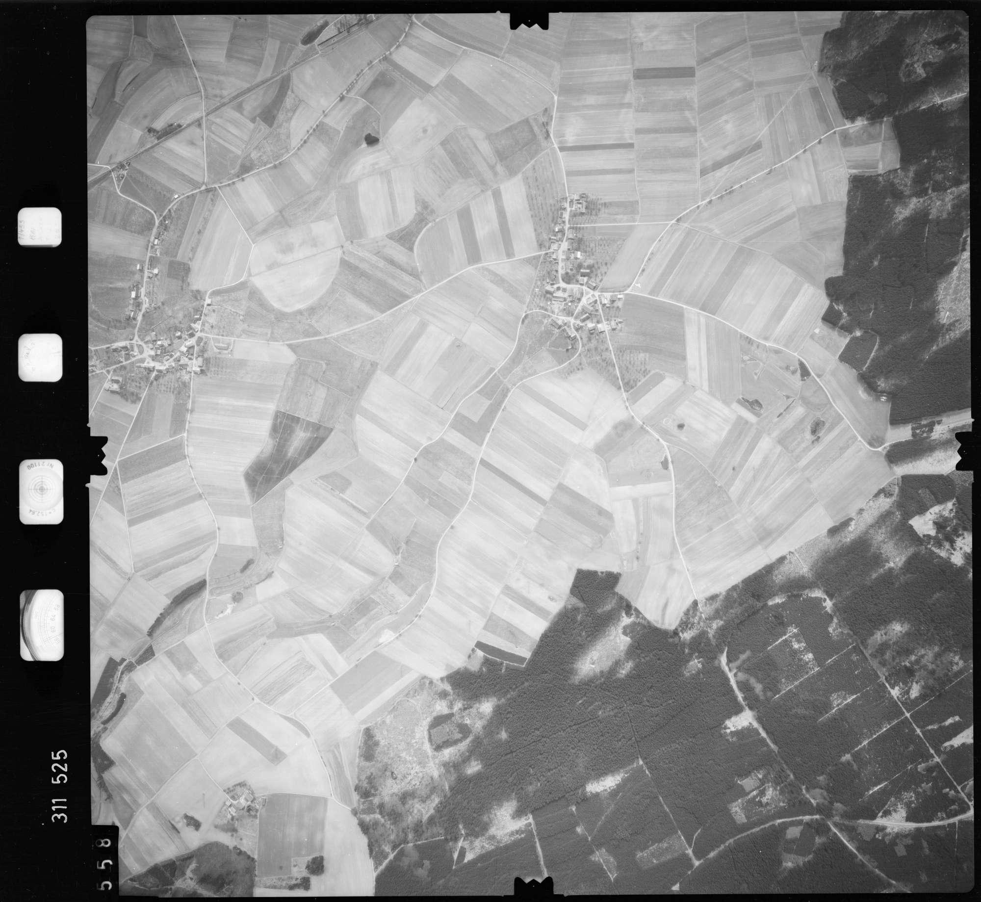 Luftbild: Film 58 Bildnr. 558, Bild 1